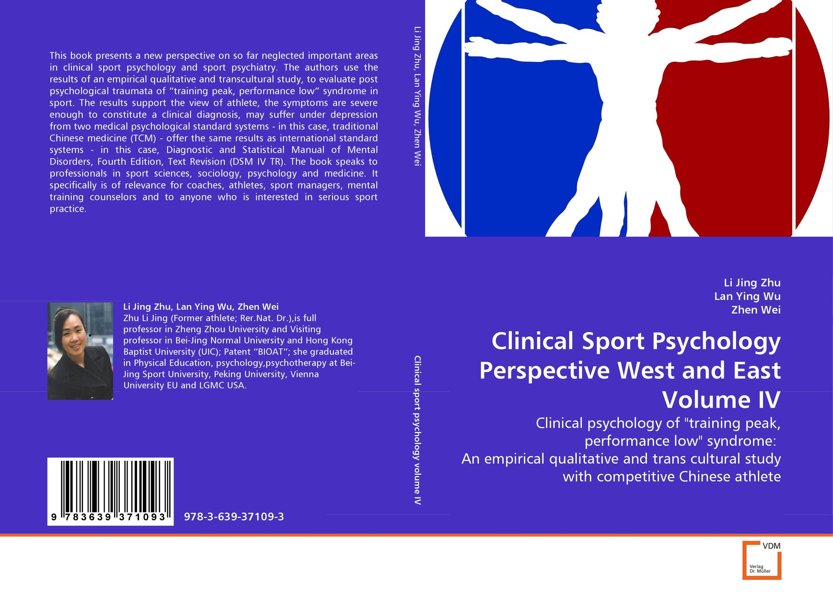Clinical Sport Psychology Perspective West and East Volume IV