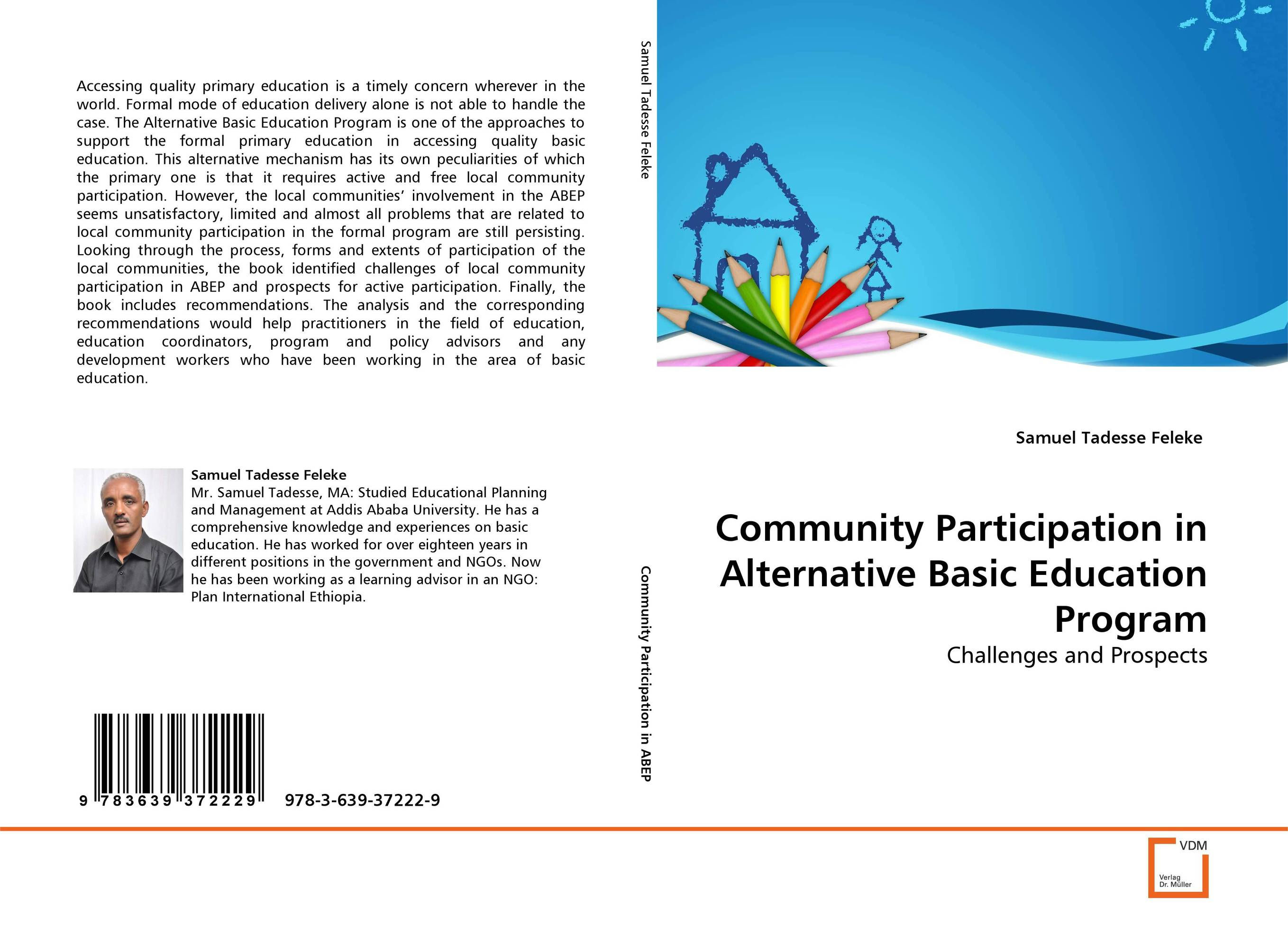 Community Participation in Alternative Basic Education Program an analysis of quality universal primary education in uganda