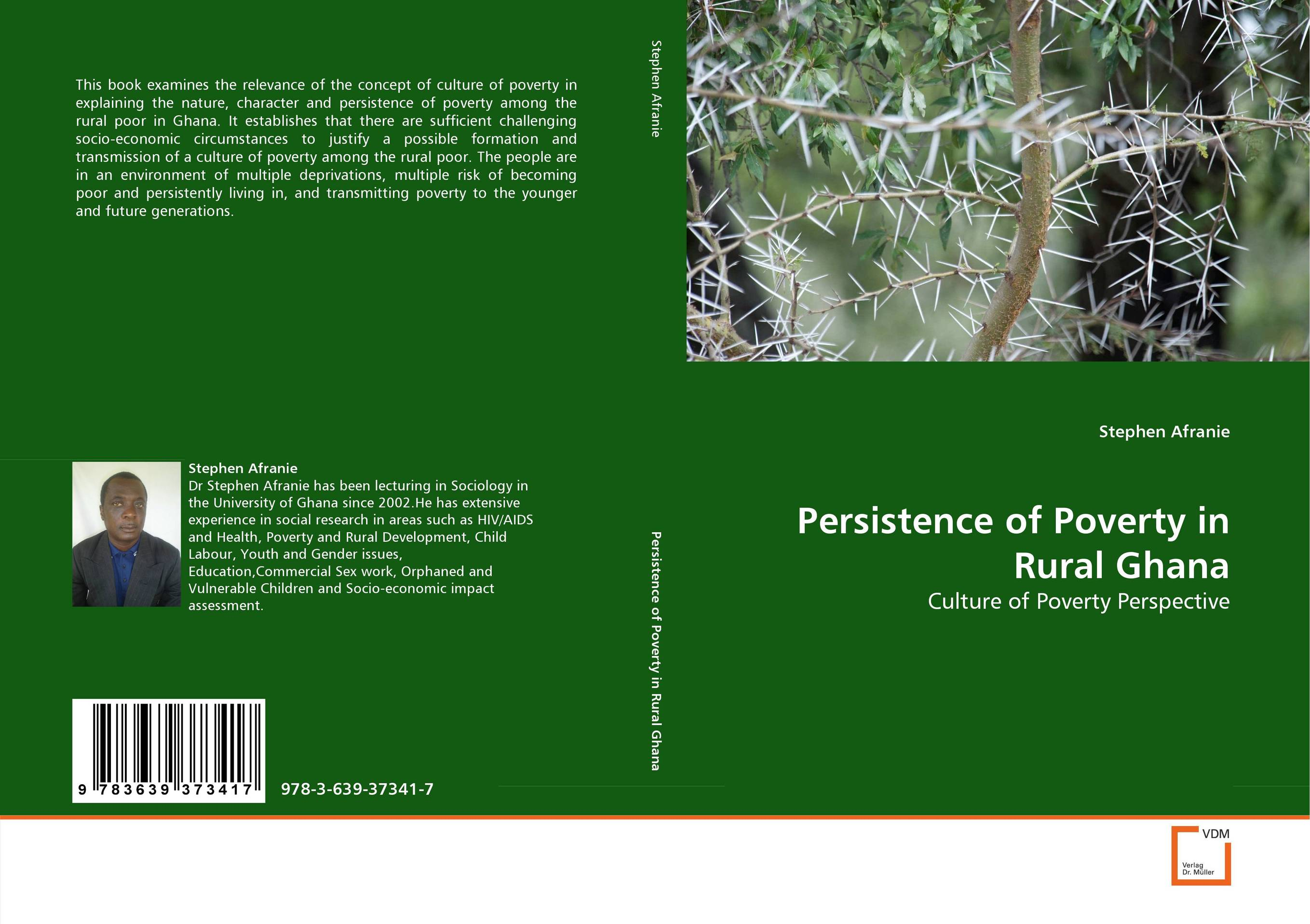 Persistence of Poverty in Rural Ghana rural household endowment and poverty