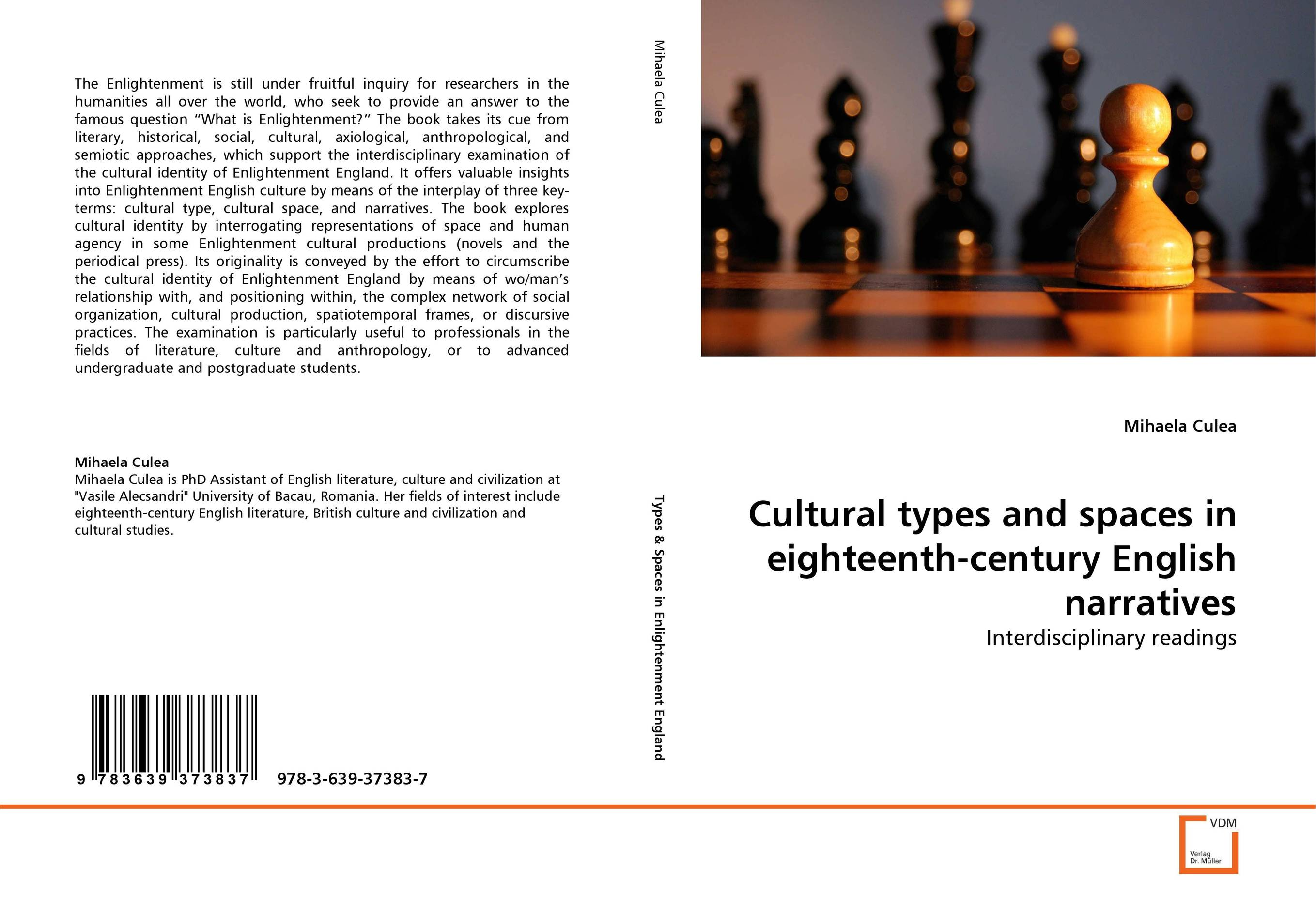 Cultural types and spaces in eighteenth-century English narratives english vocabulary in use advanced