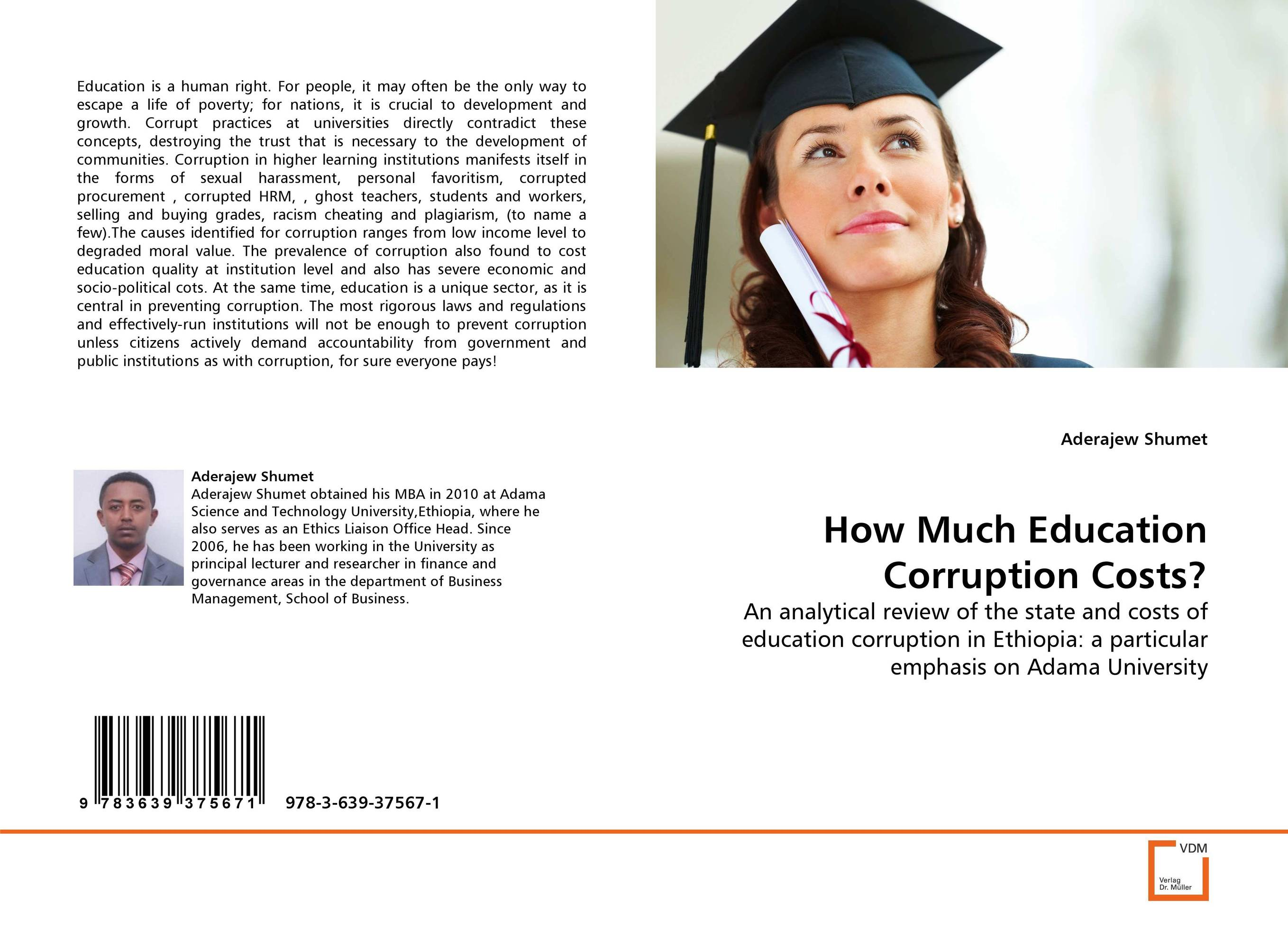 How Much Education Corruption Costs?
