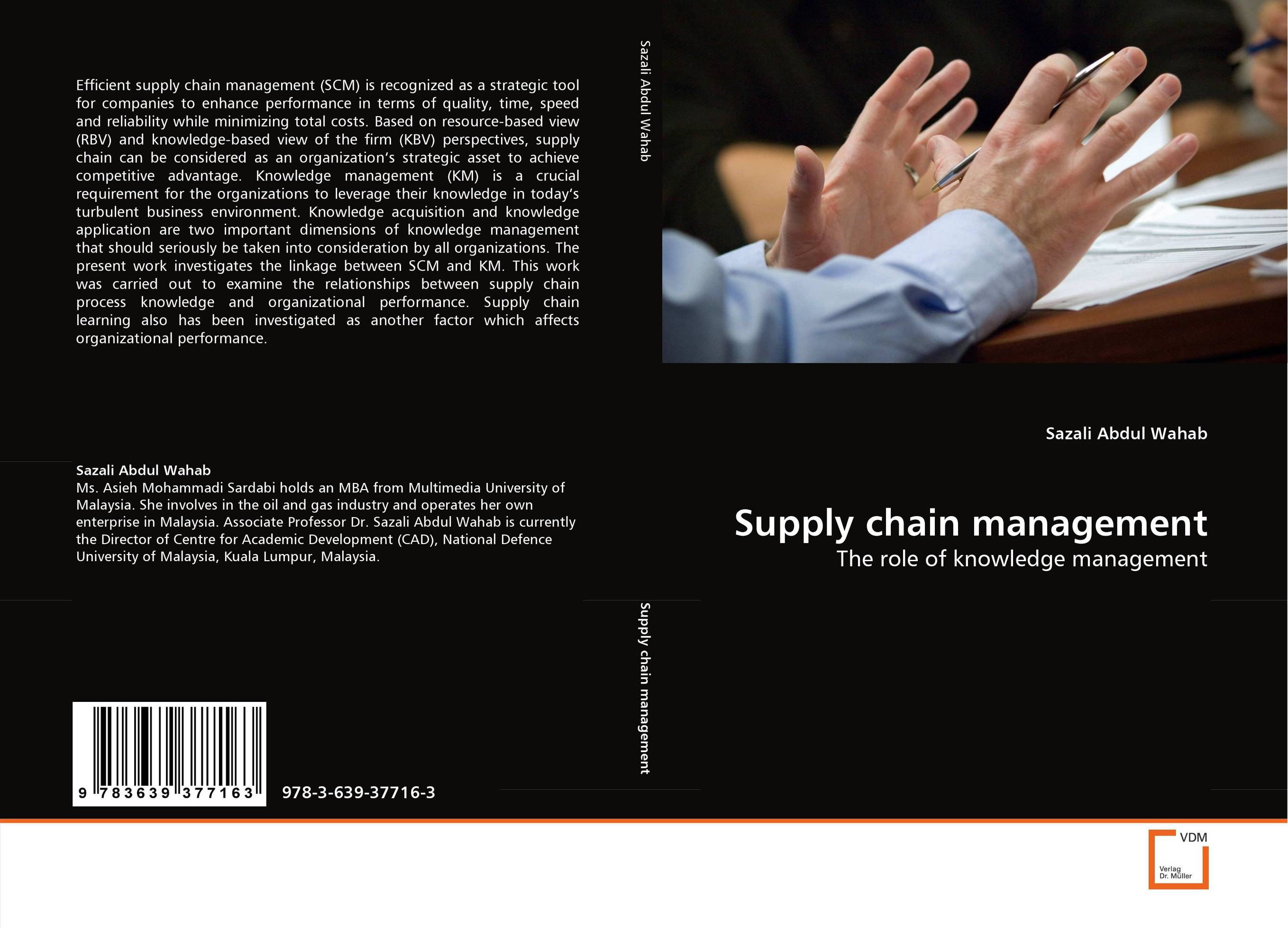 Supply chain management robert davis a demand driven inventory optimization and replenishment creating a more efficient supply chain