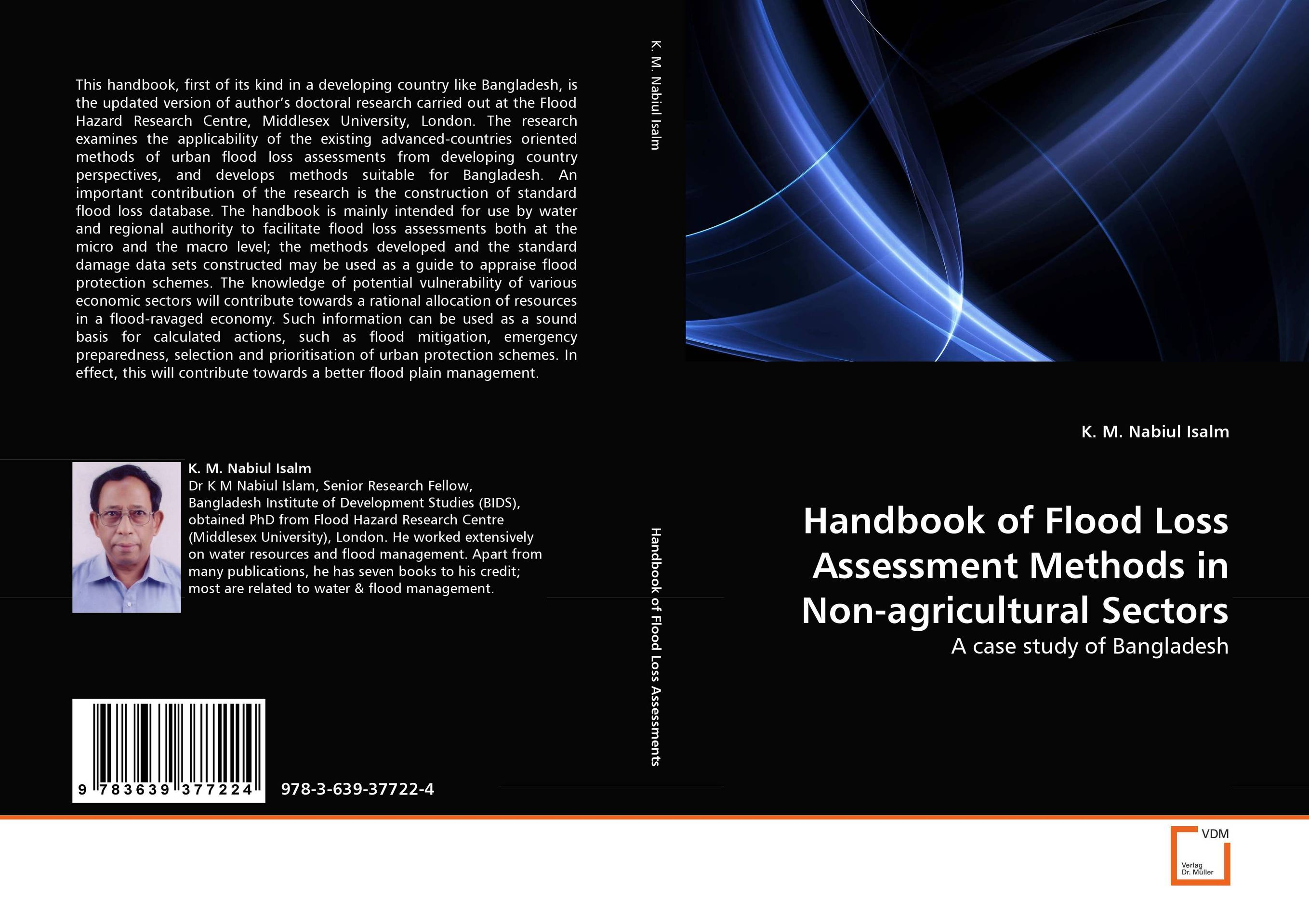Handbook of Flood Loss Assessment Methods in Non-agricultural Sectors the flood of 64