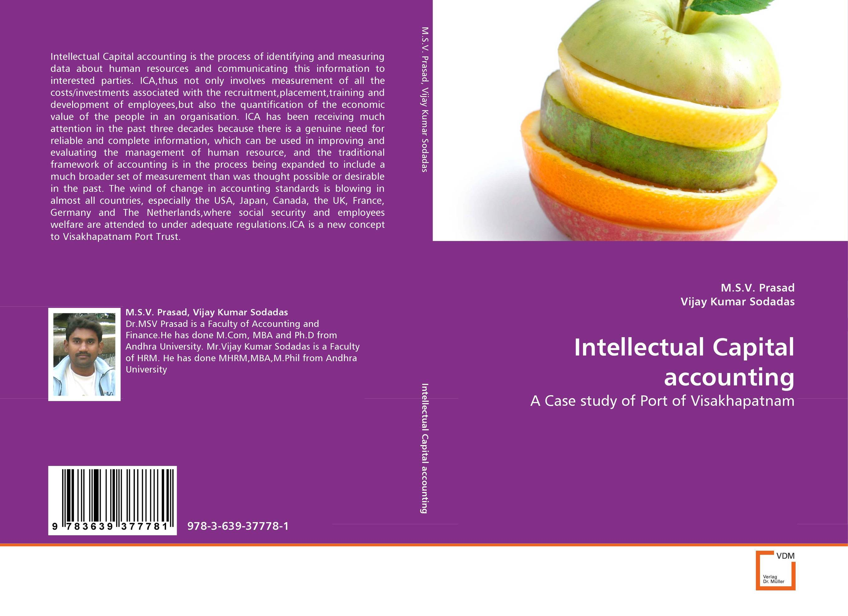 Intellectual Capital accounting perspectives on intellectual capital multidisciplinary insights into management measurement and reporting