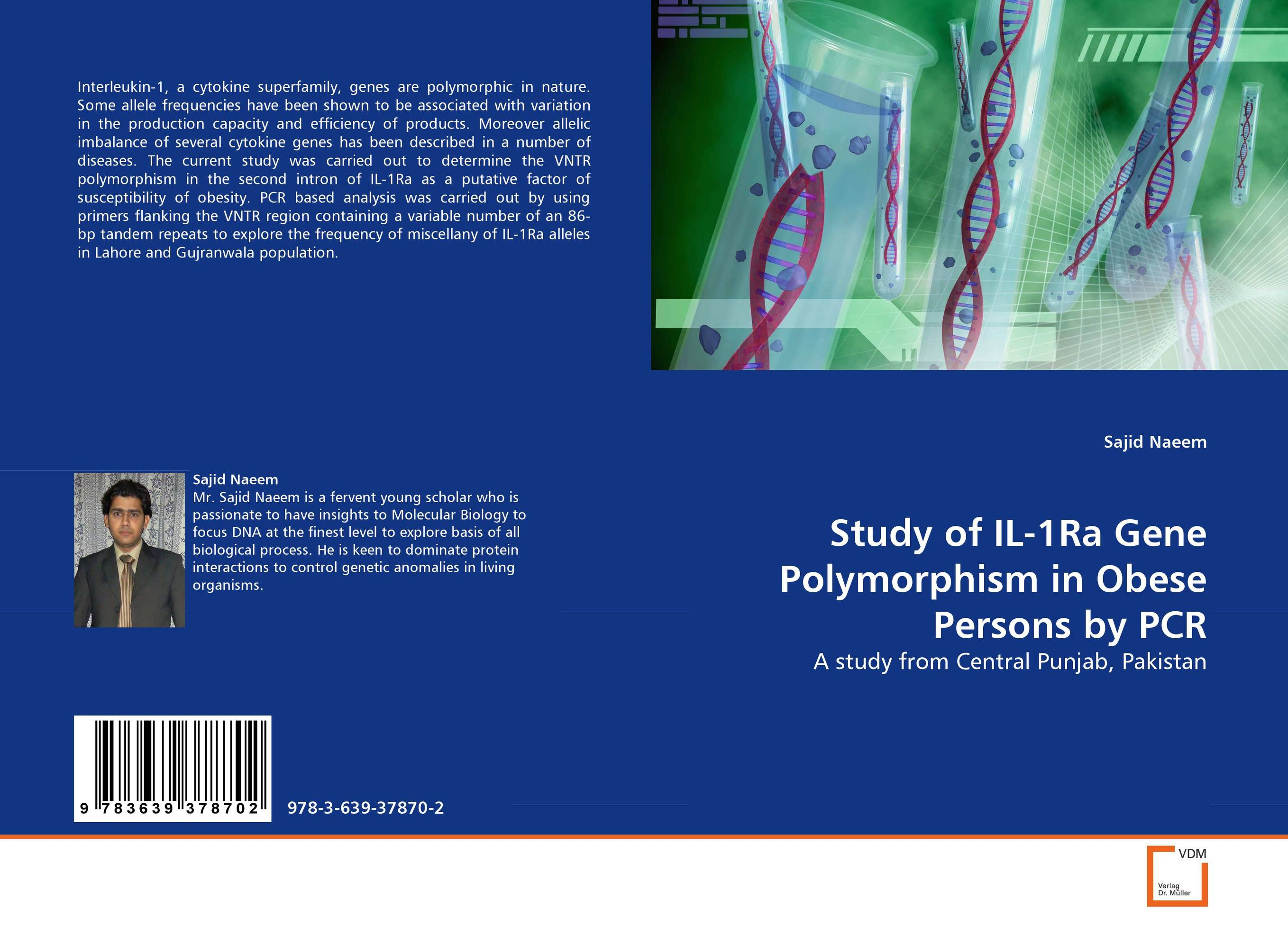 Study of IL-1Ra Gene Polymorphism in Obese Persons by PCR polymorphism of adiponectin and tcf7l2 genes in iraqi t2dm