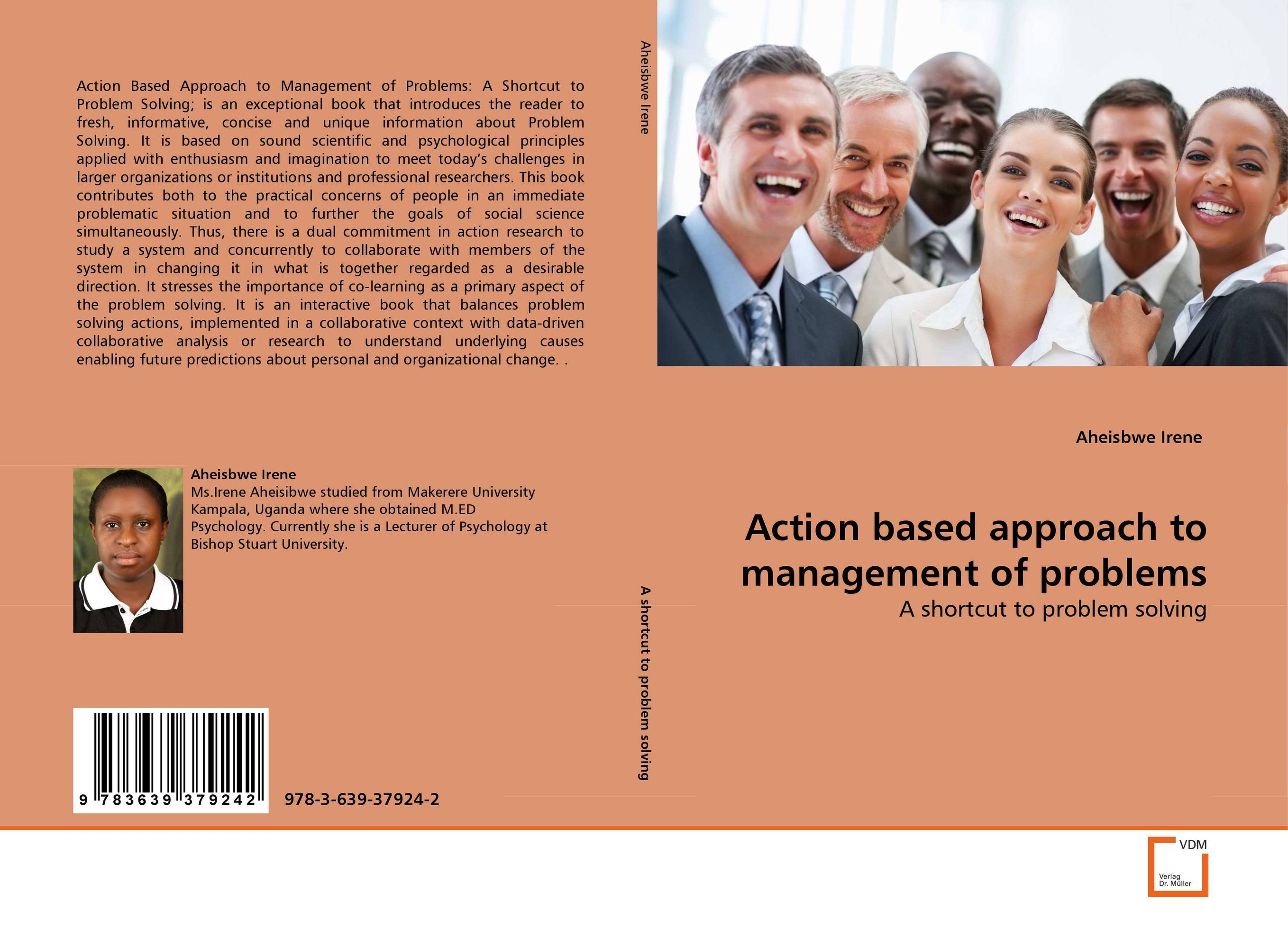 Action based approach to management of problems management dilemmas the theory of constraints approach to problem identification and solutions the crc press series on constraints management