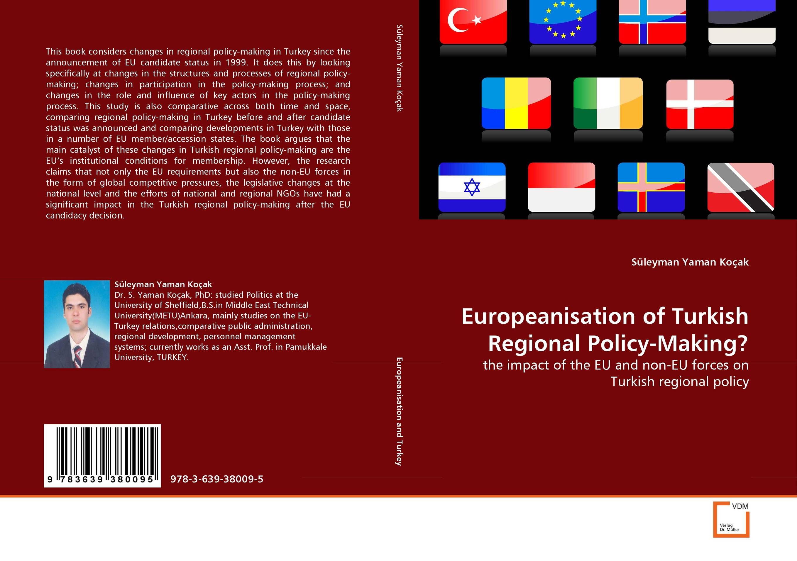 Europeanisation of Turkish Regional Policy-Making?