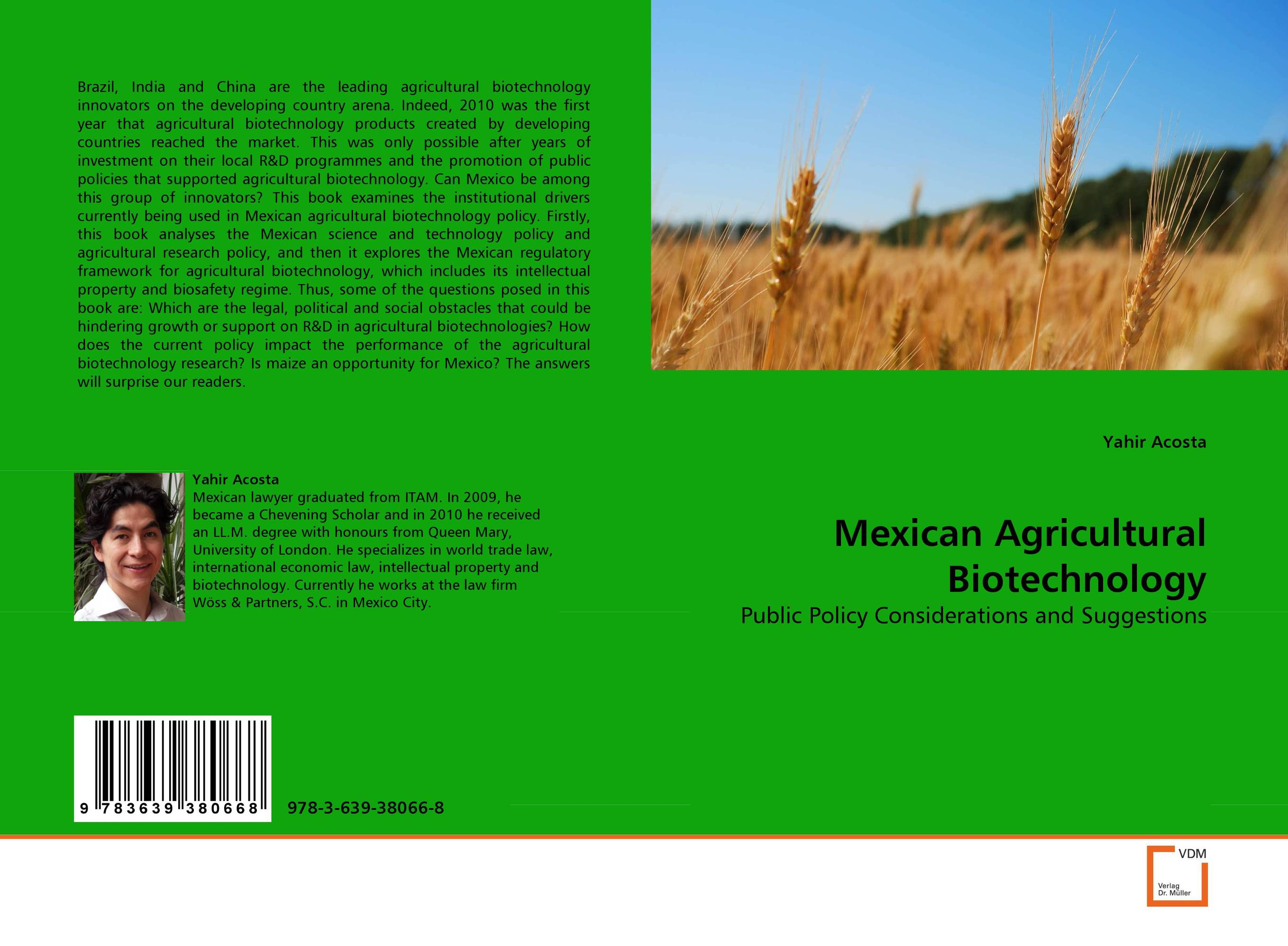 Mexican Agricultural Biotechnology adding value to the citrus pulp by enzyme biotechnology production