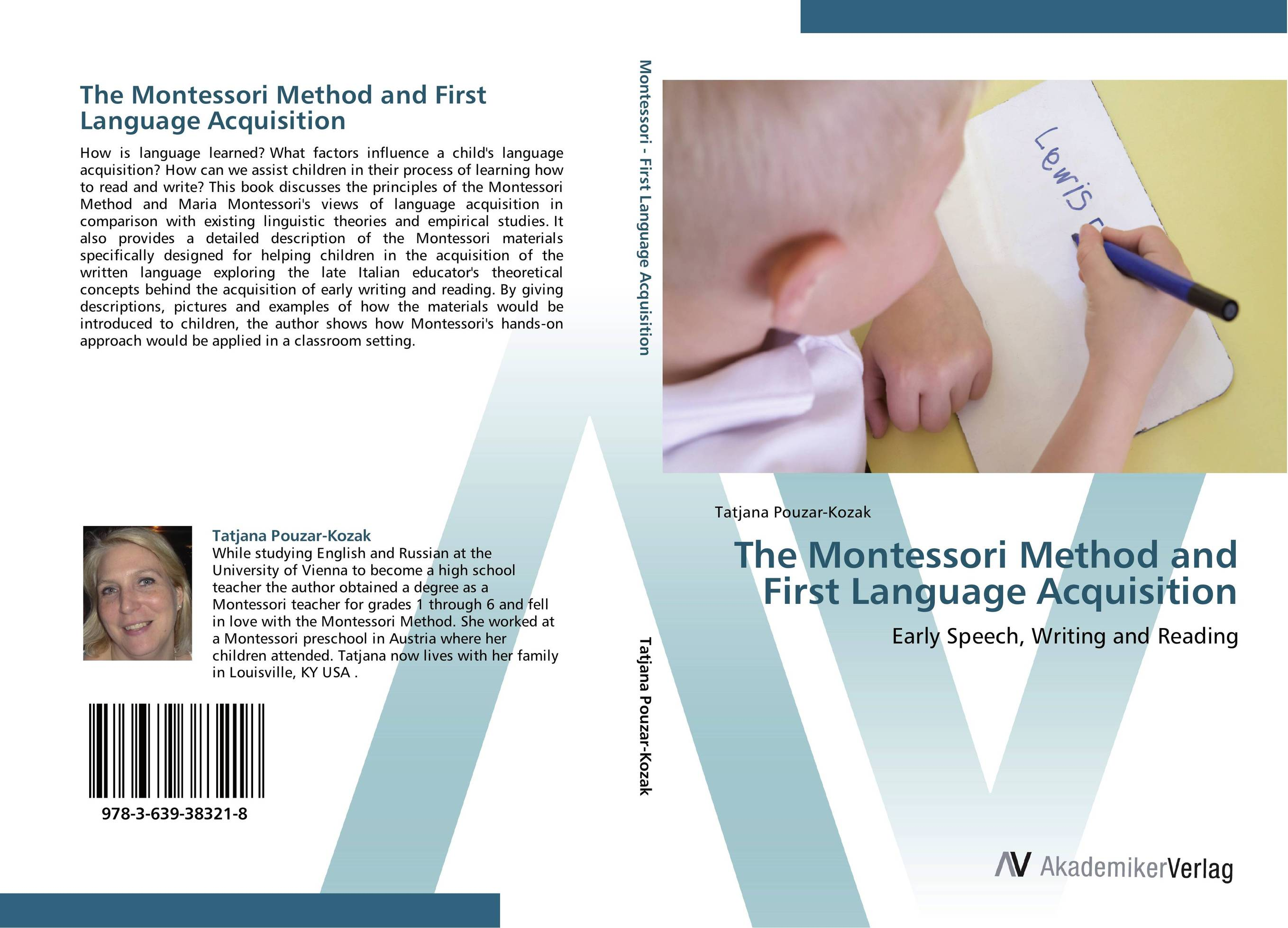 The Montessori Method and First Language Acquisition raja abhilash punagoti and venkateshwar rao jupally introduction to analytical method development and validation