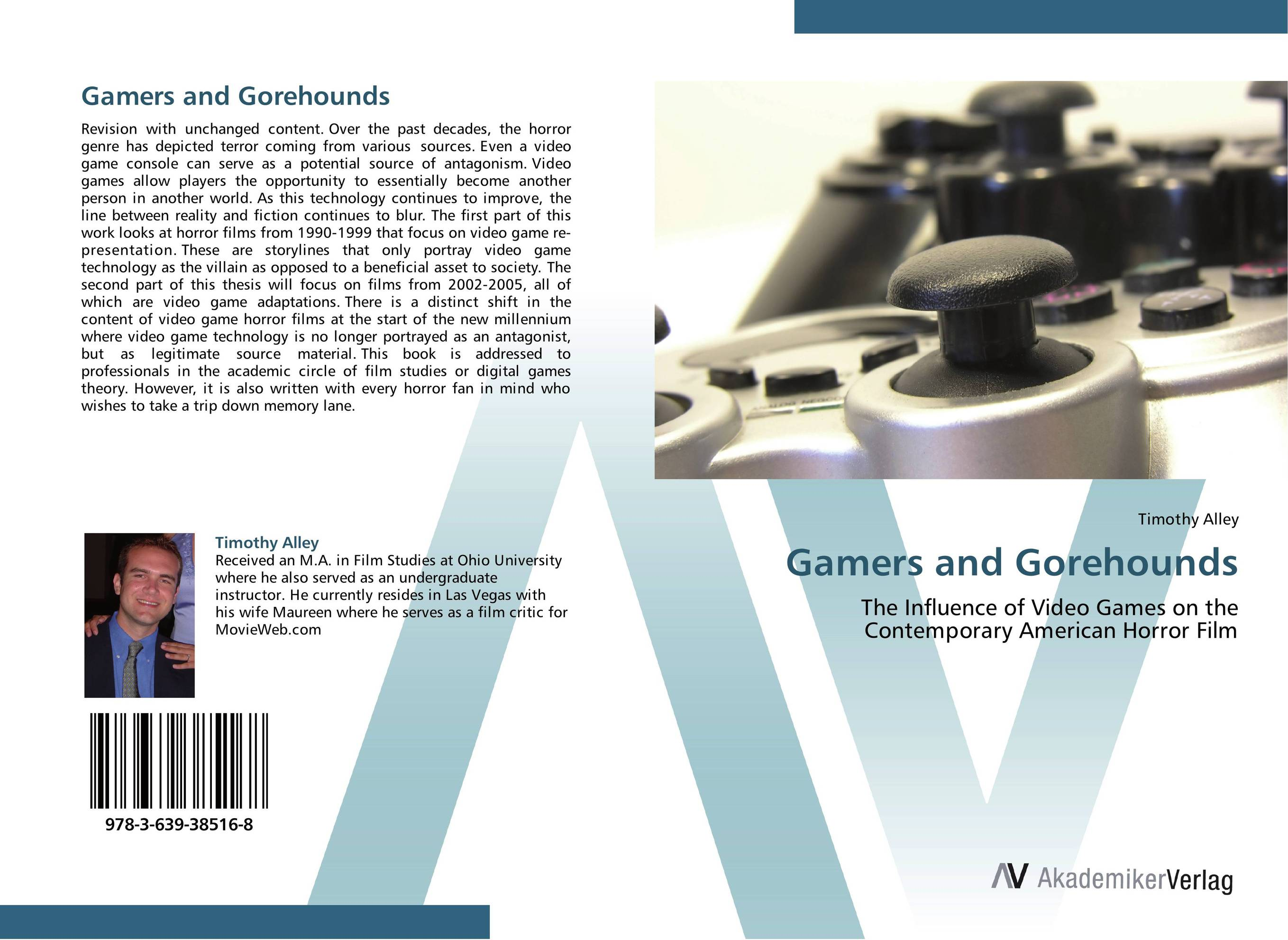 Gamers and Gorehounds game sound – an introduction to the history theory and practice of video game music and sound design