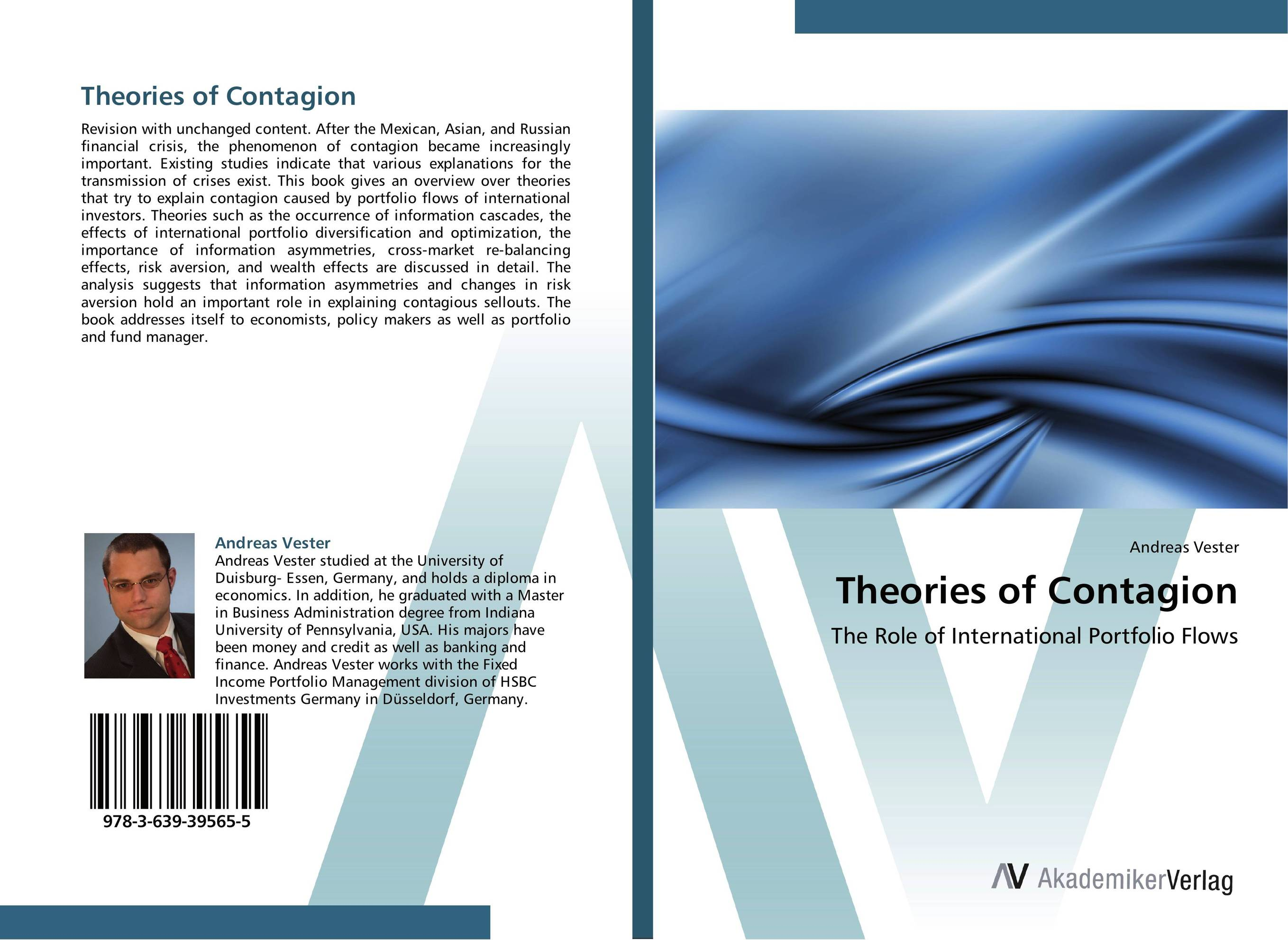 Theories of Contagion robert kolb w financial contagion the viral threat to the wealth of nations