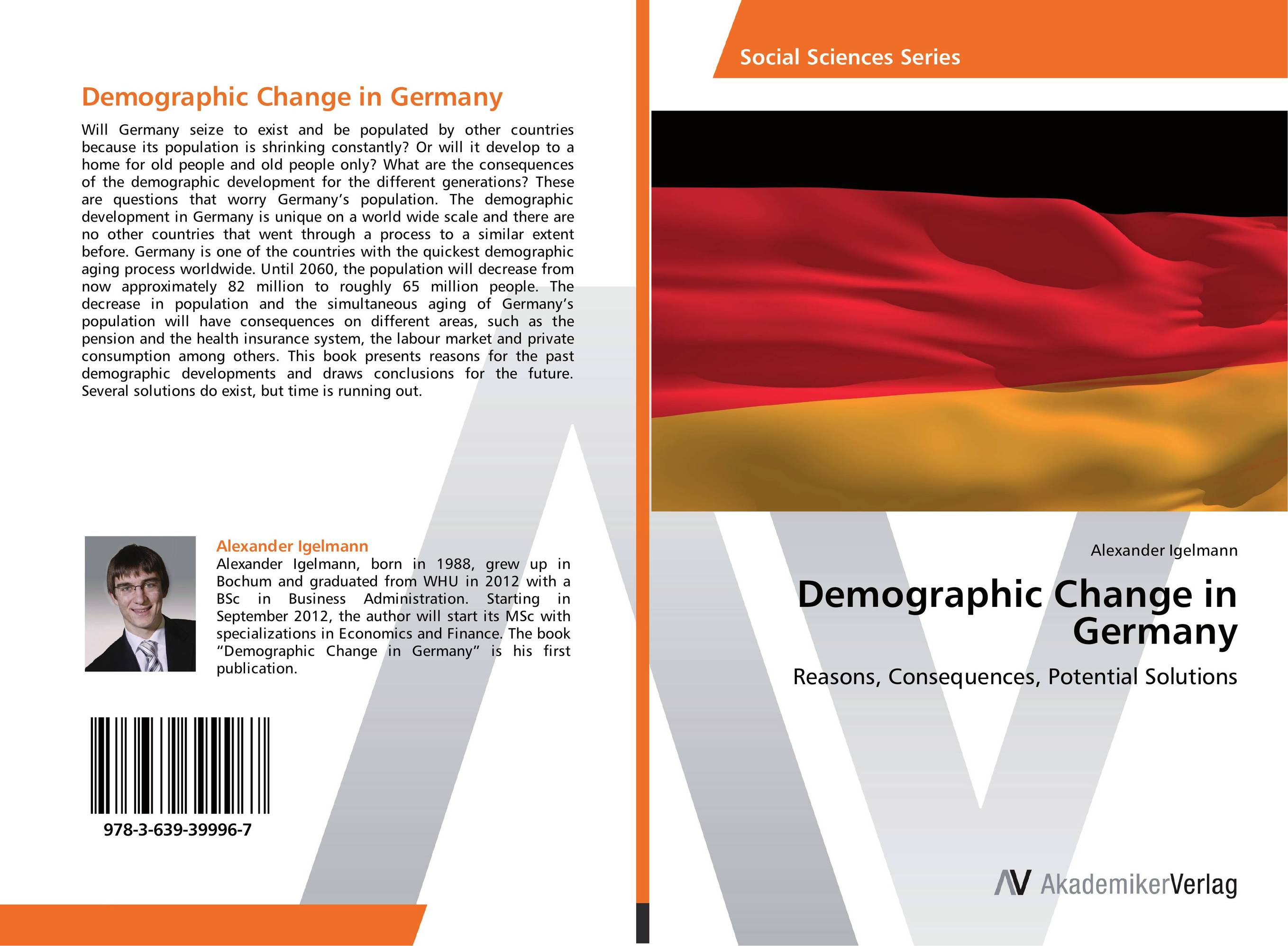Demographic Change in Germany aging population and pension system reform in china