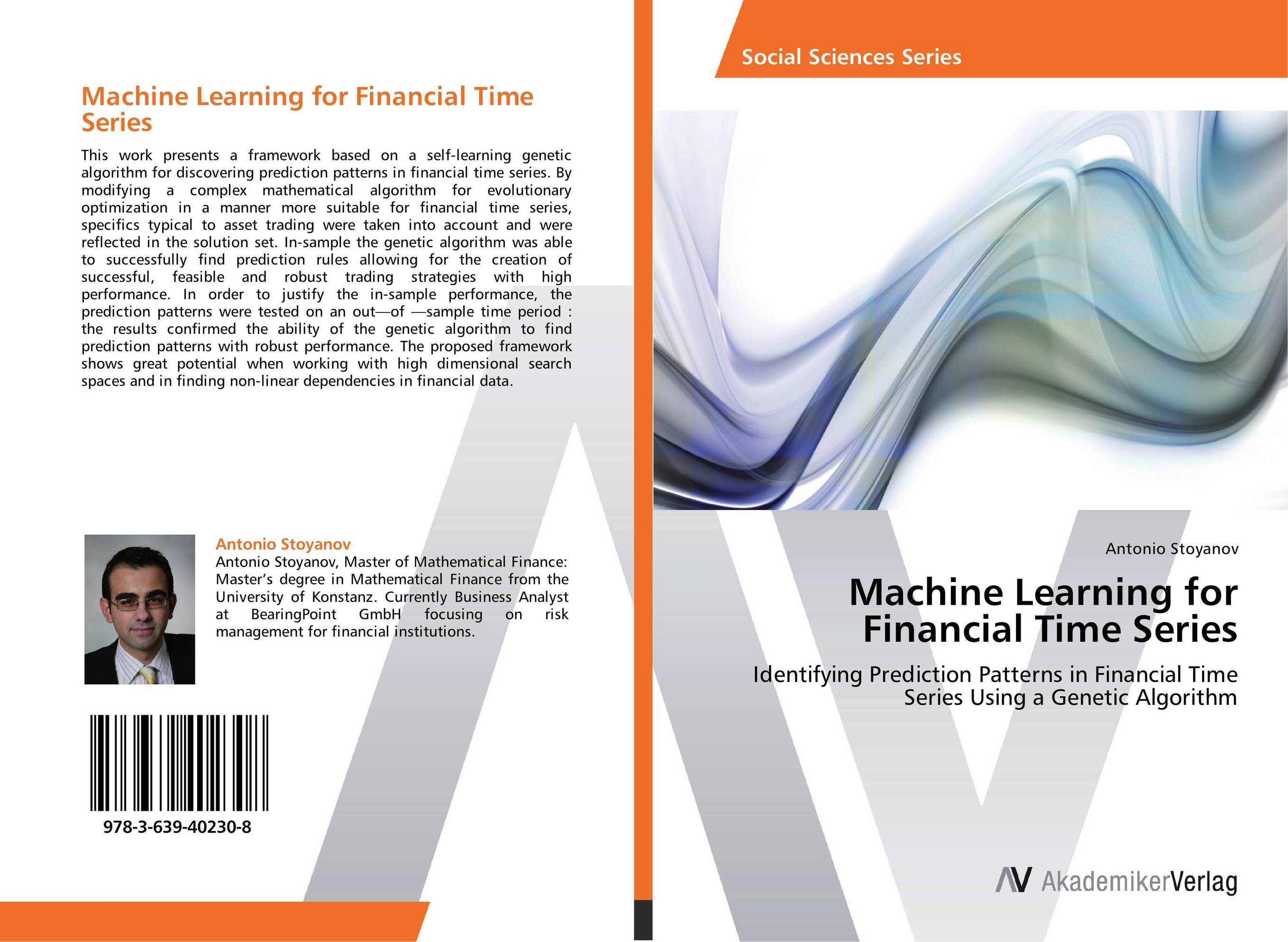 Machine Learning for Financial Time Series pso based evolutionary learning