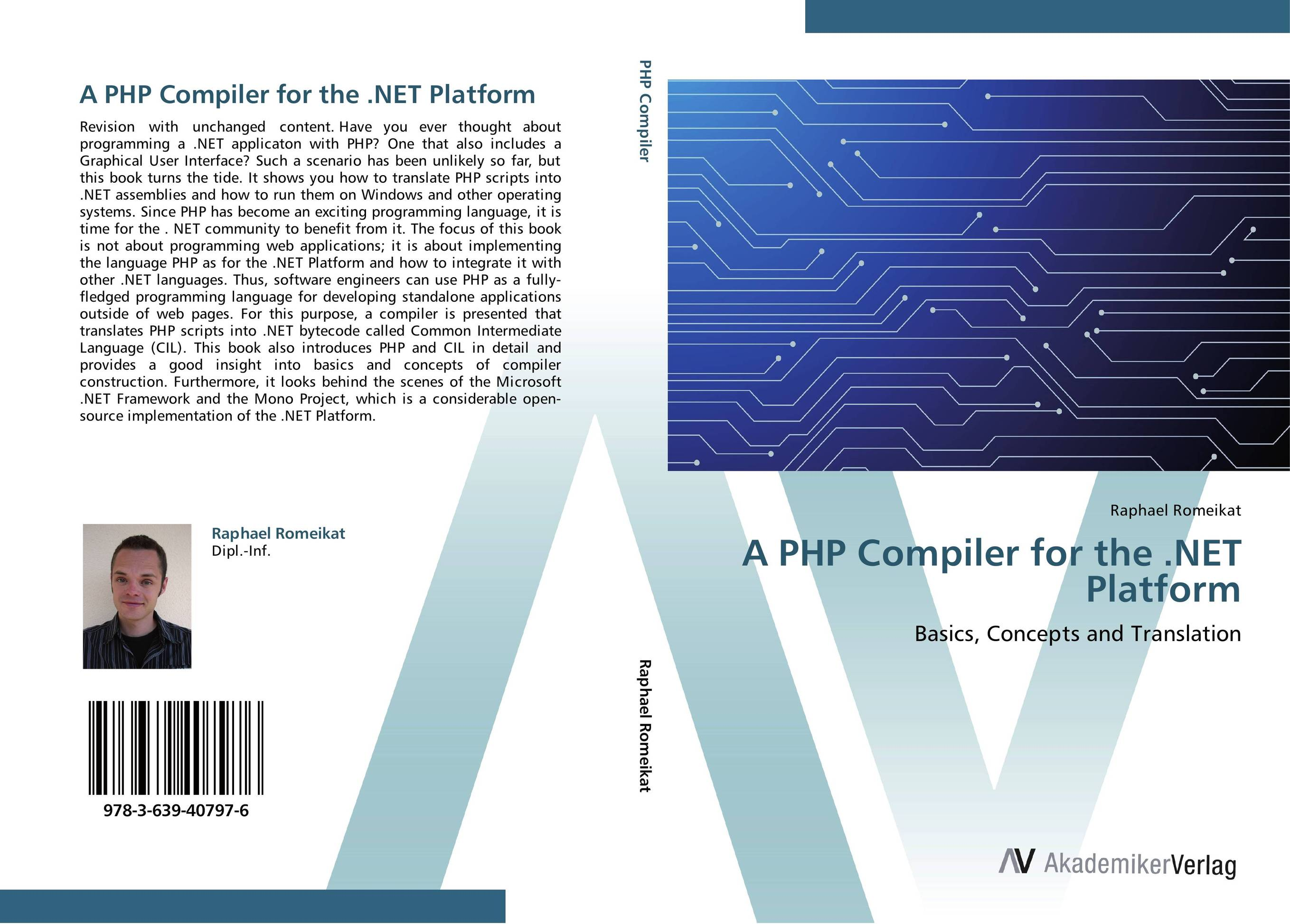 A PHP Compiler for the .NET Platform