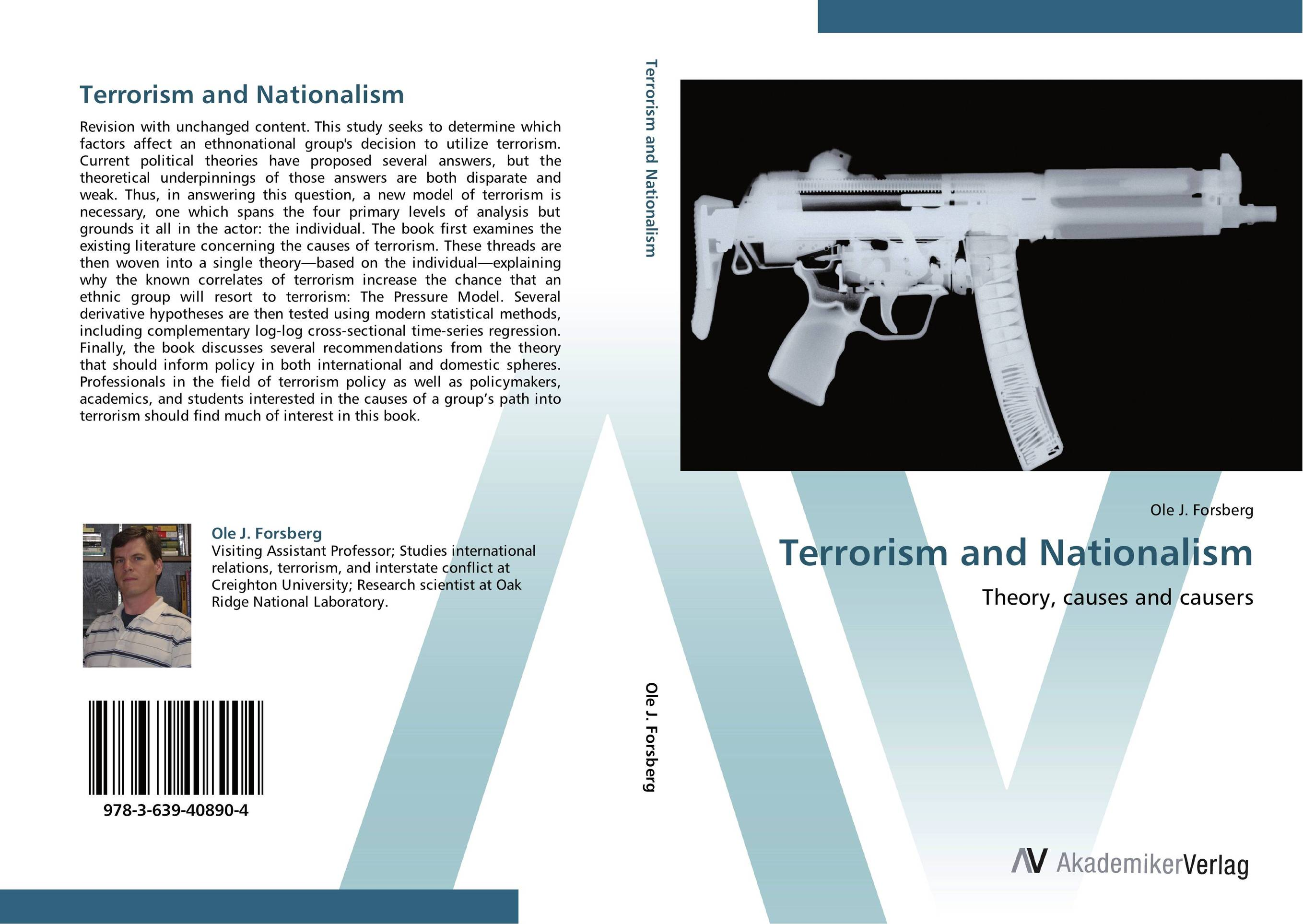 Terrorism and Nationalism terrorism before the letter