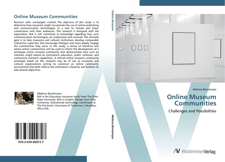 Online Museum Communities journalists and online communities