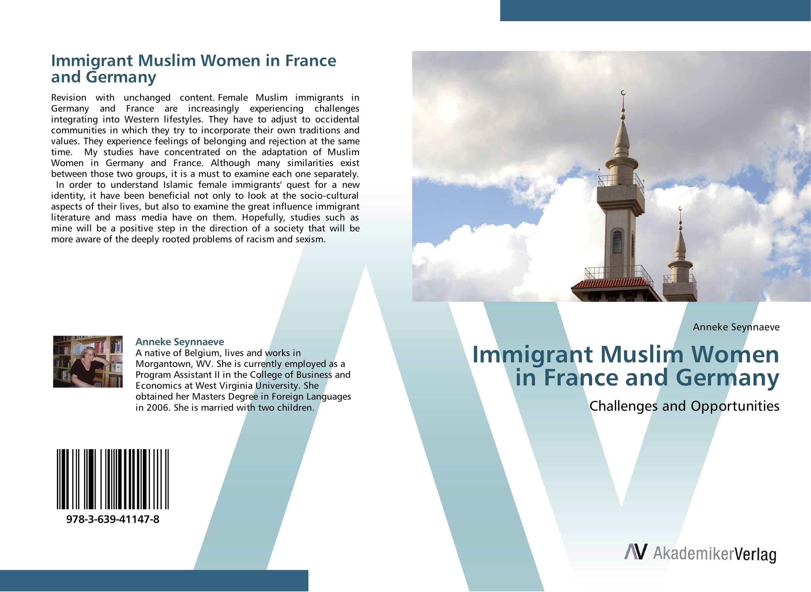 Immigrant Muslim Women in France and Germany brenner muslim identity
