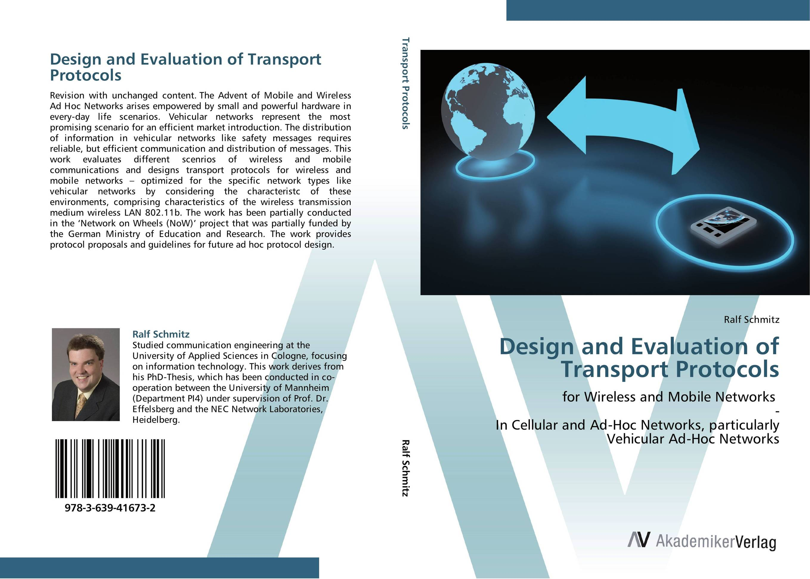 Design and Evaluation of Transport Protocols evaluation of aqueous solubility of hydroxamic acids by pls modelling