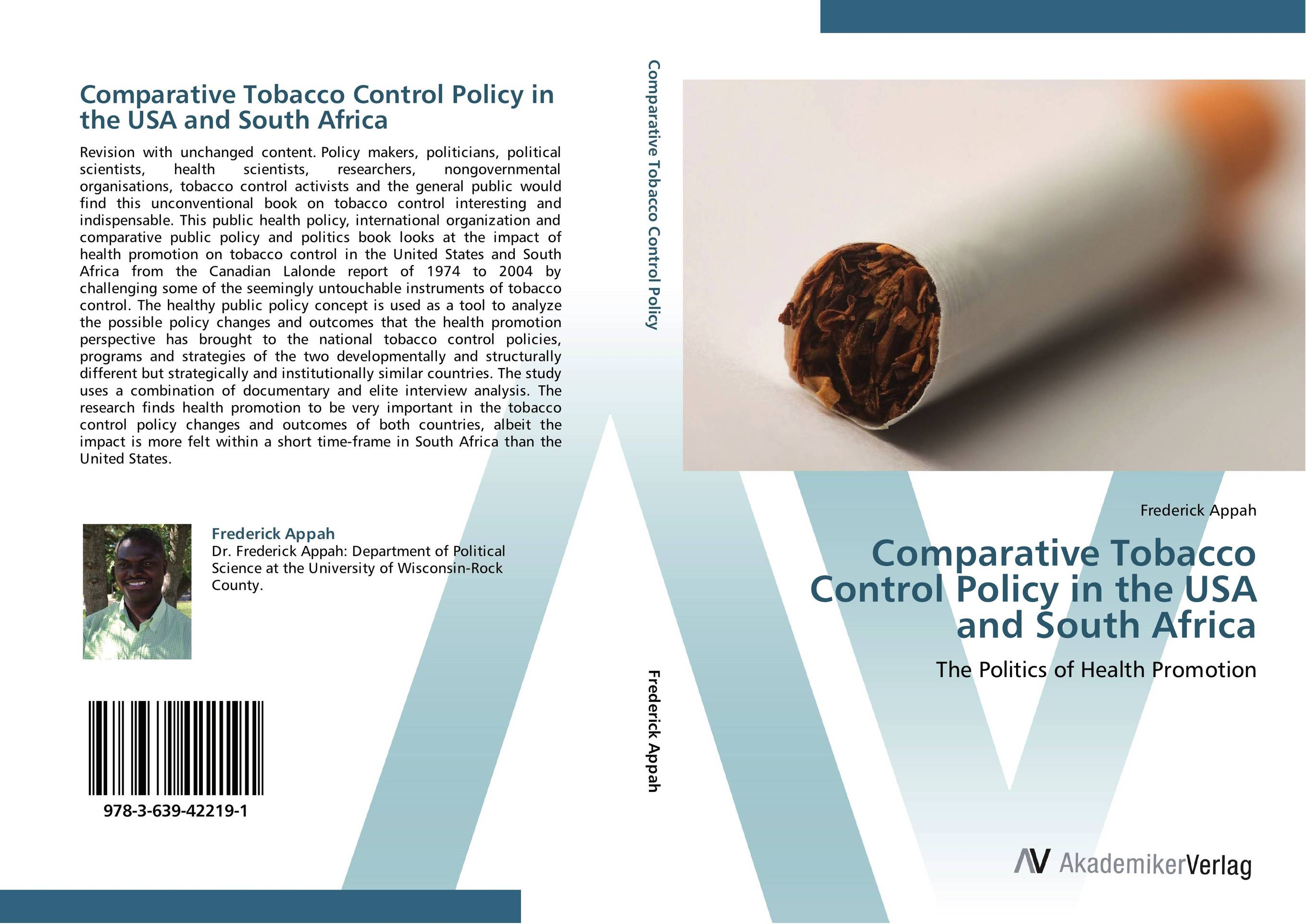 Comparative Tobacco Control Policy in the USA and South Africa point systems migration policy and international students flow