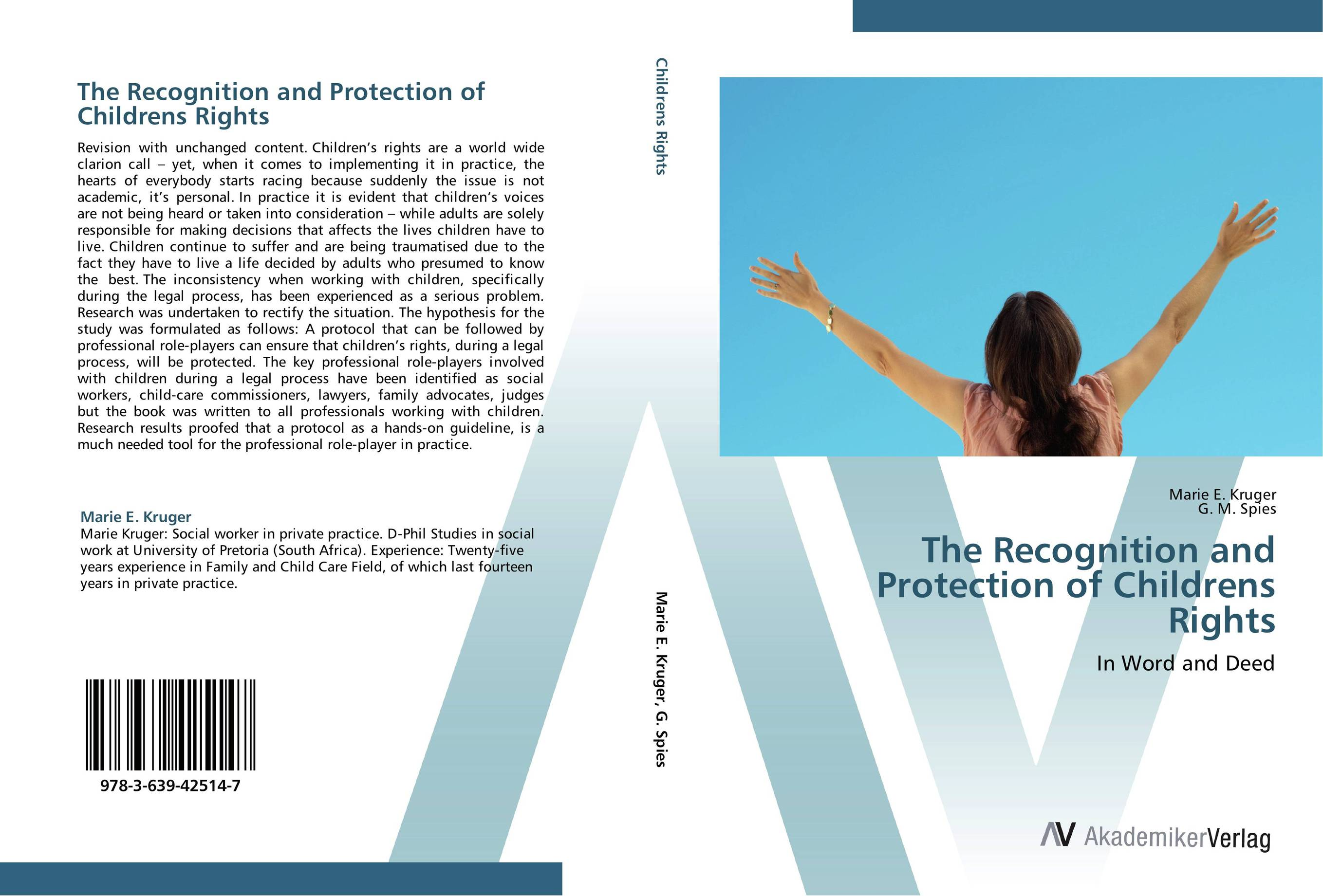 The Recognition and Protection of Childrens Rights the role of evaluation as a mechanism for advancing principal practice