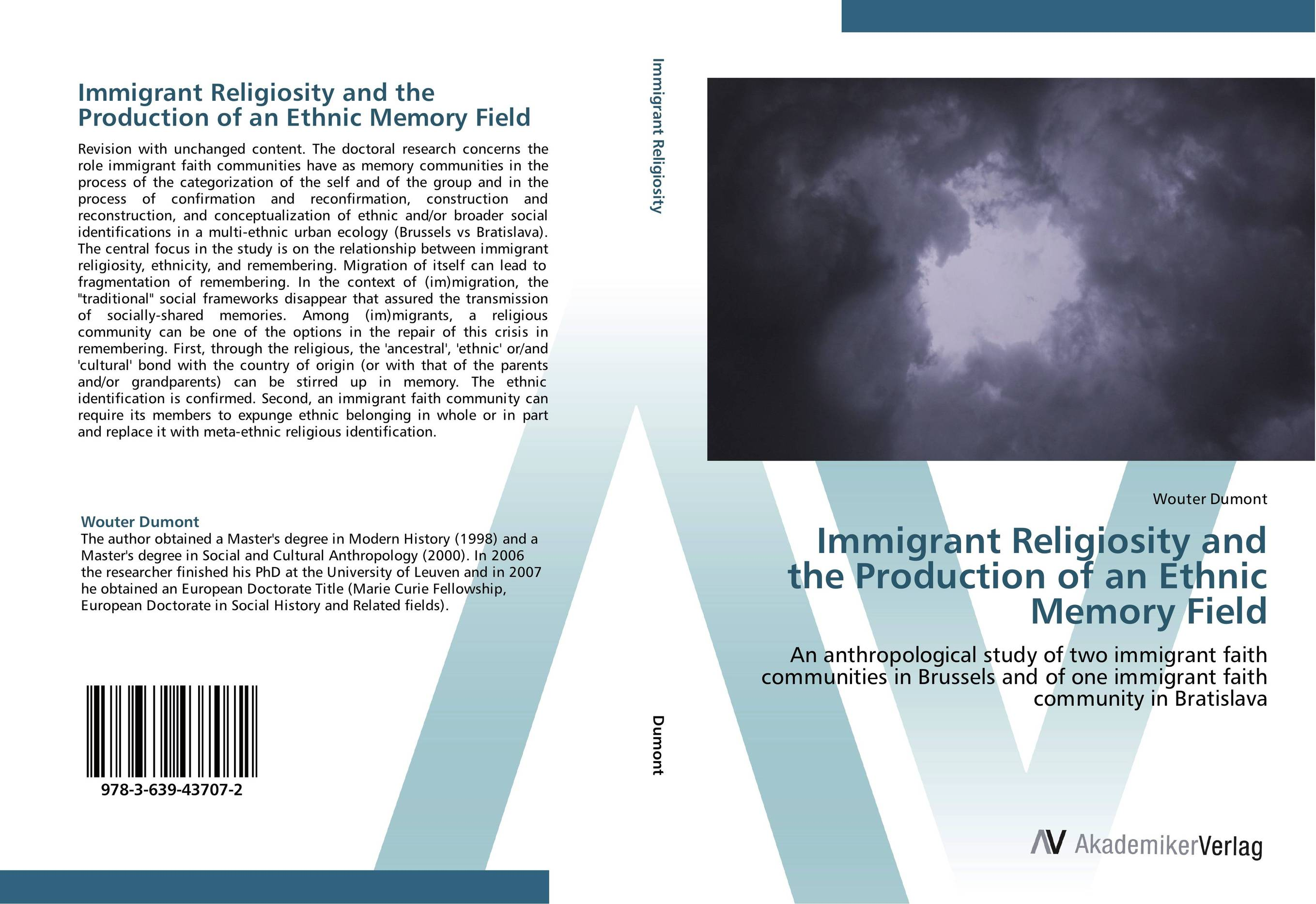 Immigrant Religiosity and the Production of an Ethnic Memory Field the integration of ethnic kazakh oralmans into kazakh society