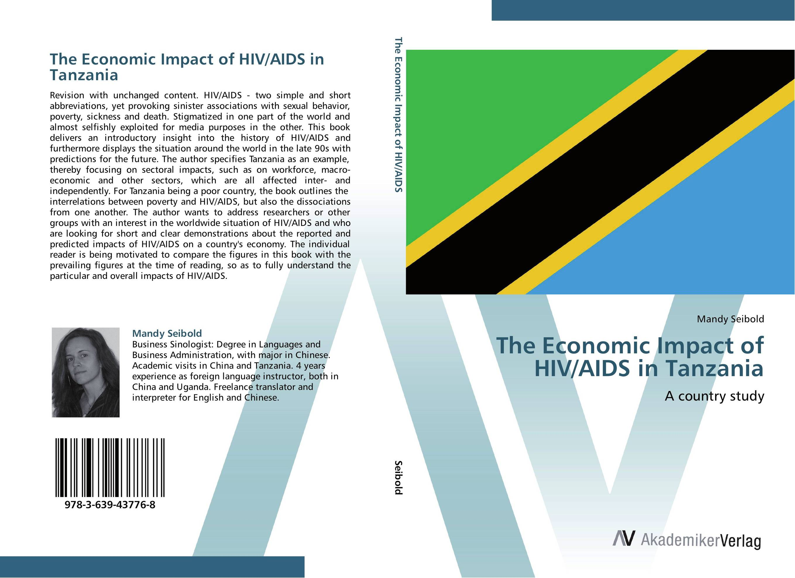 The Economic Impact of HIV/AIDS in Tanzania купить