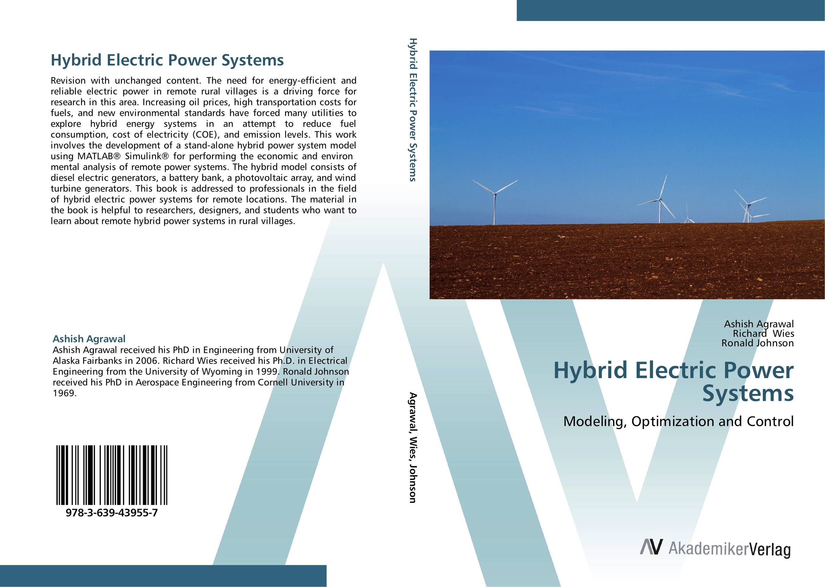 Hybrid Electric Power Systems