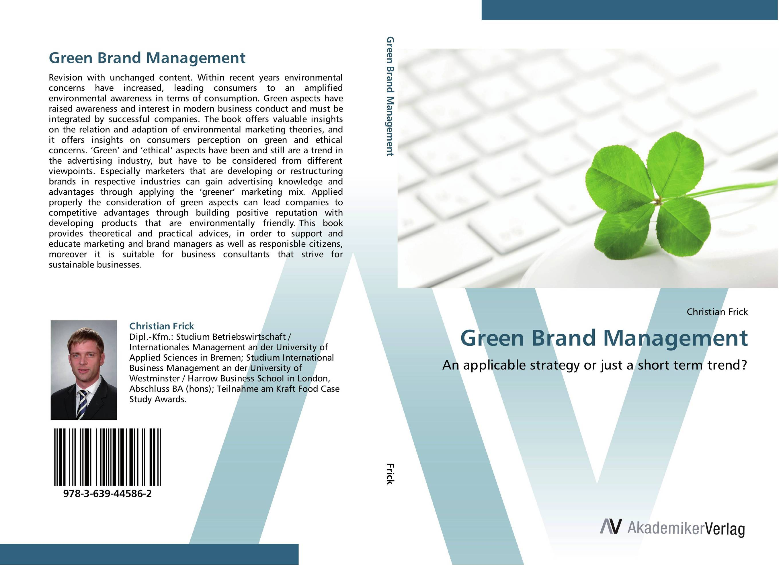 Green Brand Management