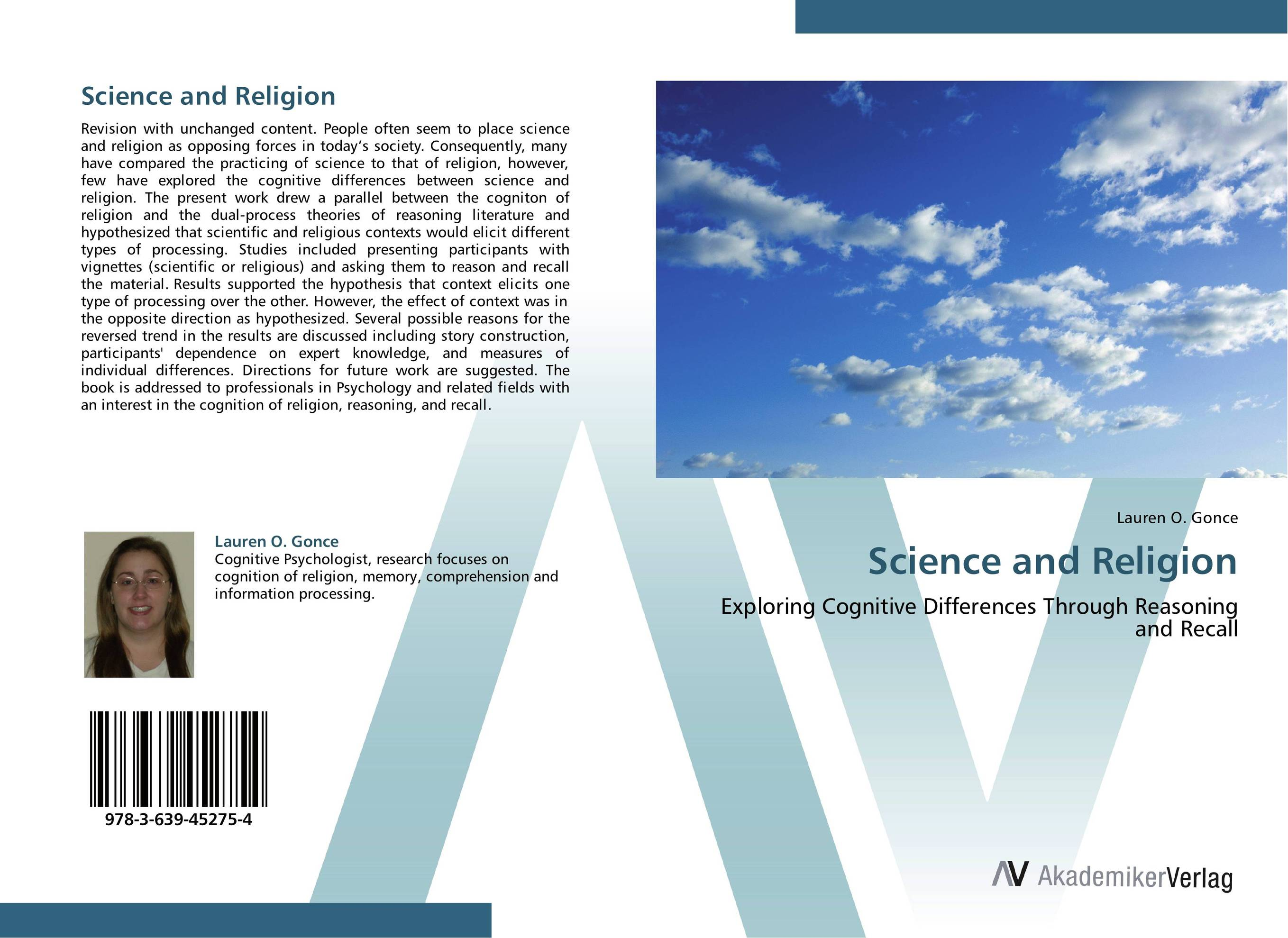 Science and Religion norman god that limps – science and technology i n the eighties