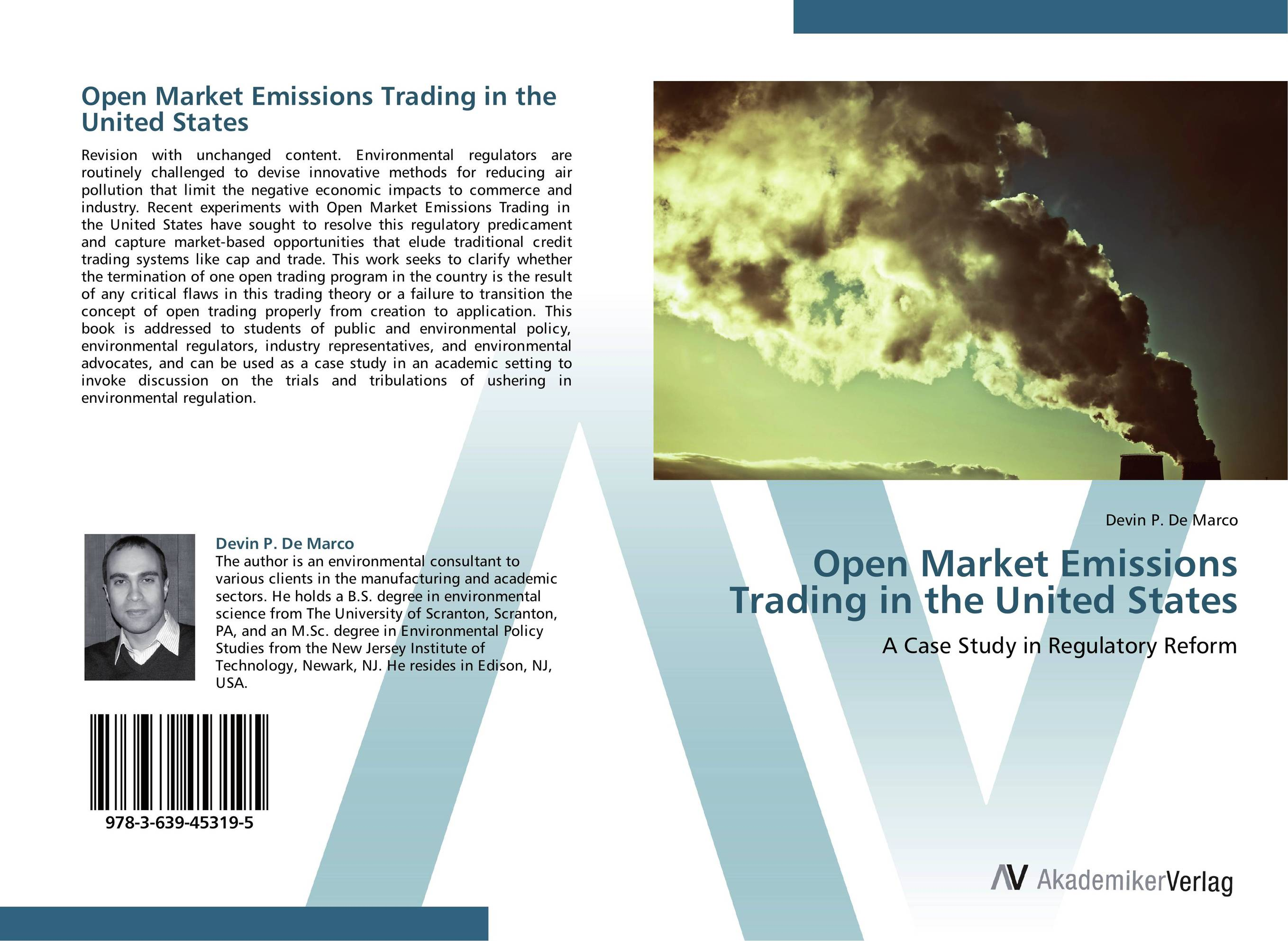 Open Market Emissions Trading in the United States daryl guppy market trading tactics