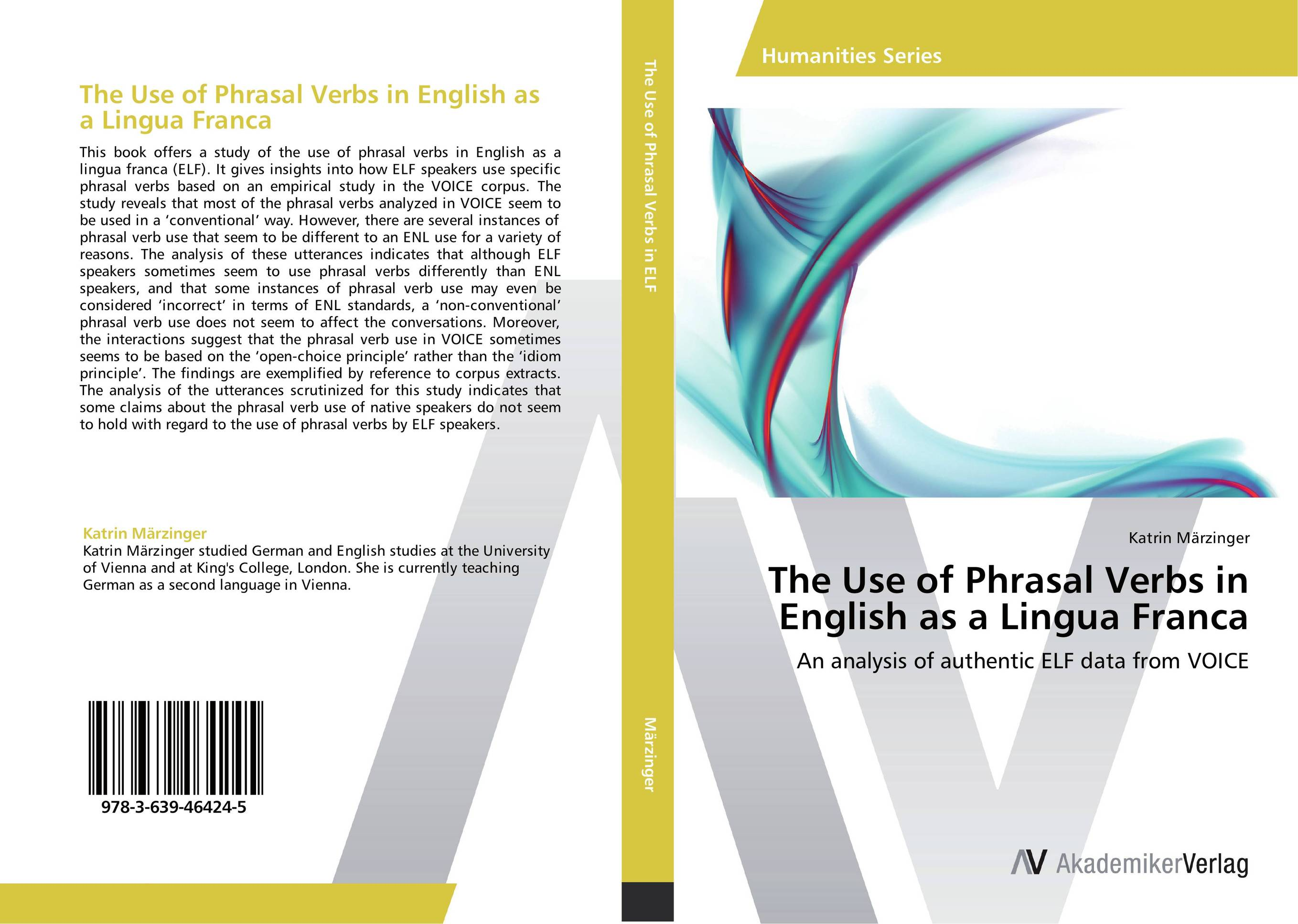 The Use of Phrasal Verbs in English as a Lingua Franca english vocabulary in use advanced
