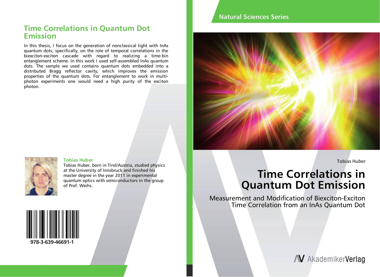 Time Correlations in Quantum Dot Emission