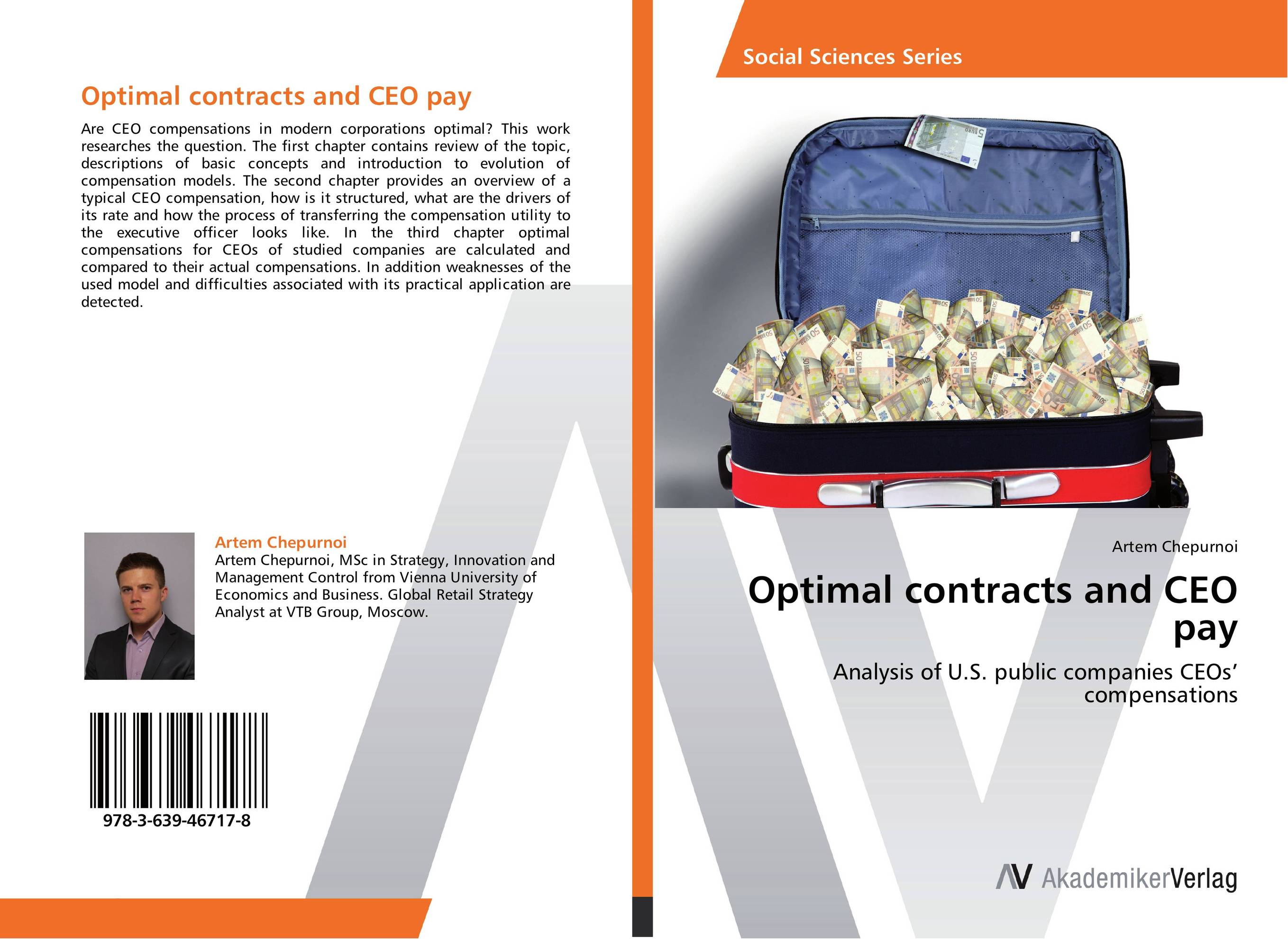 Optimal contracts and CEO pay optimal and efficient motion planning of redundant robot manipulators