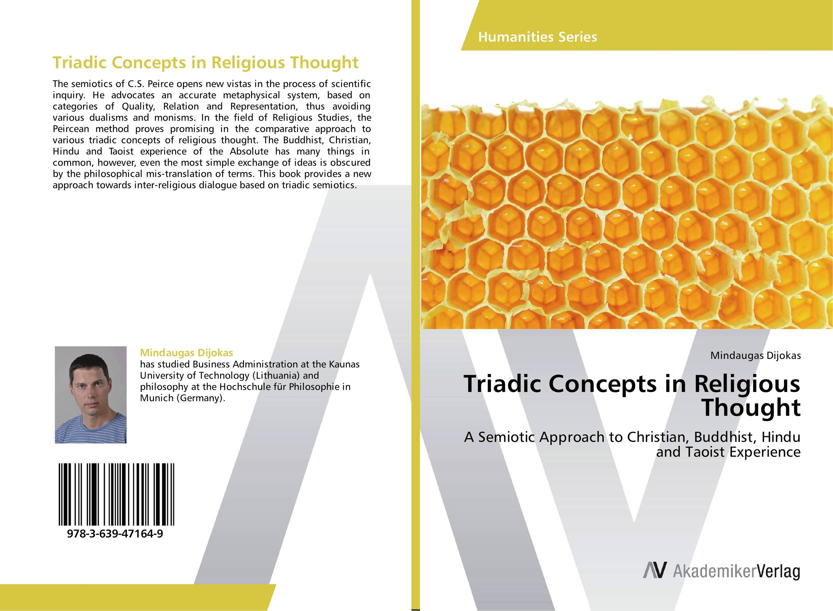 Triadic Concepts in Religious Thought c s peirce the essential peirce – selected philosophical writings v 1