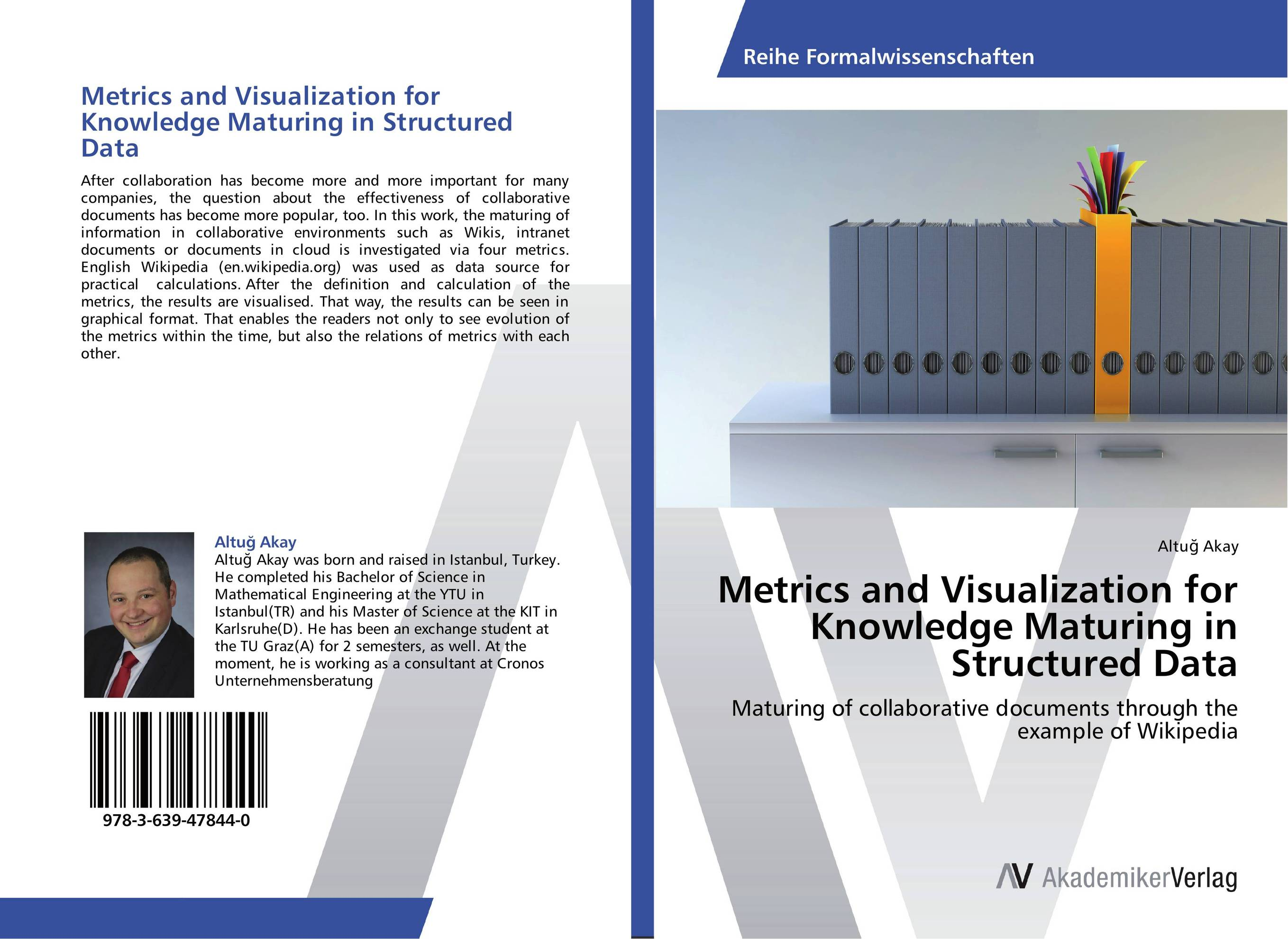 Metrics and Visualization for Knowledge Maturing in Structured Data the destruction of tilted arc – documents