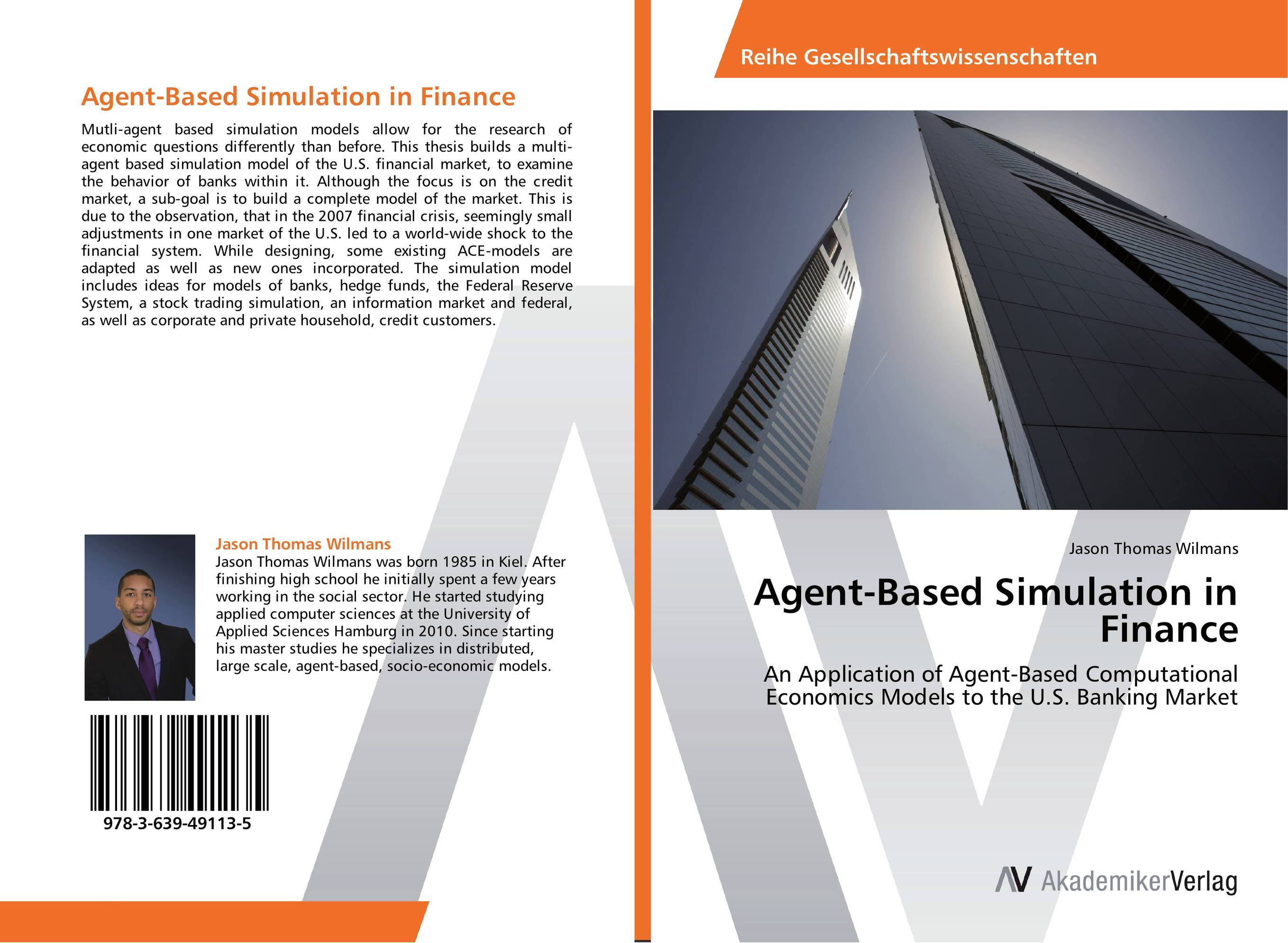 Agent-Based Simulation in Finance srichander ramaswamy managing credit risk in corporate bond portfolios a practitioner s guide
