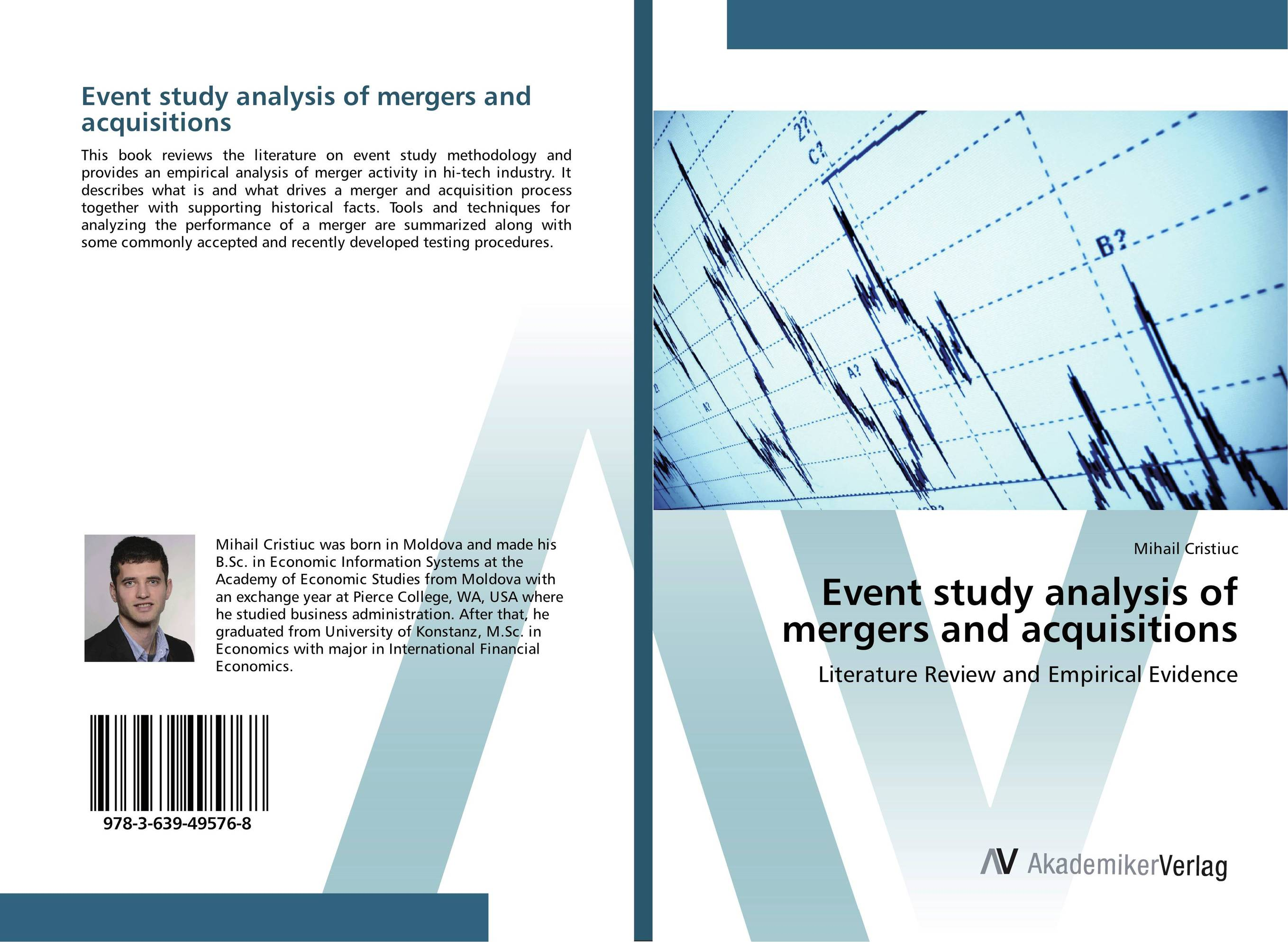 Event study analysis of mergers and acquisitions
