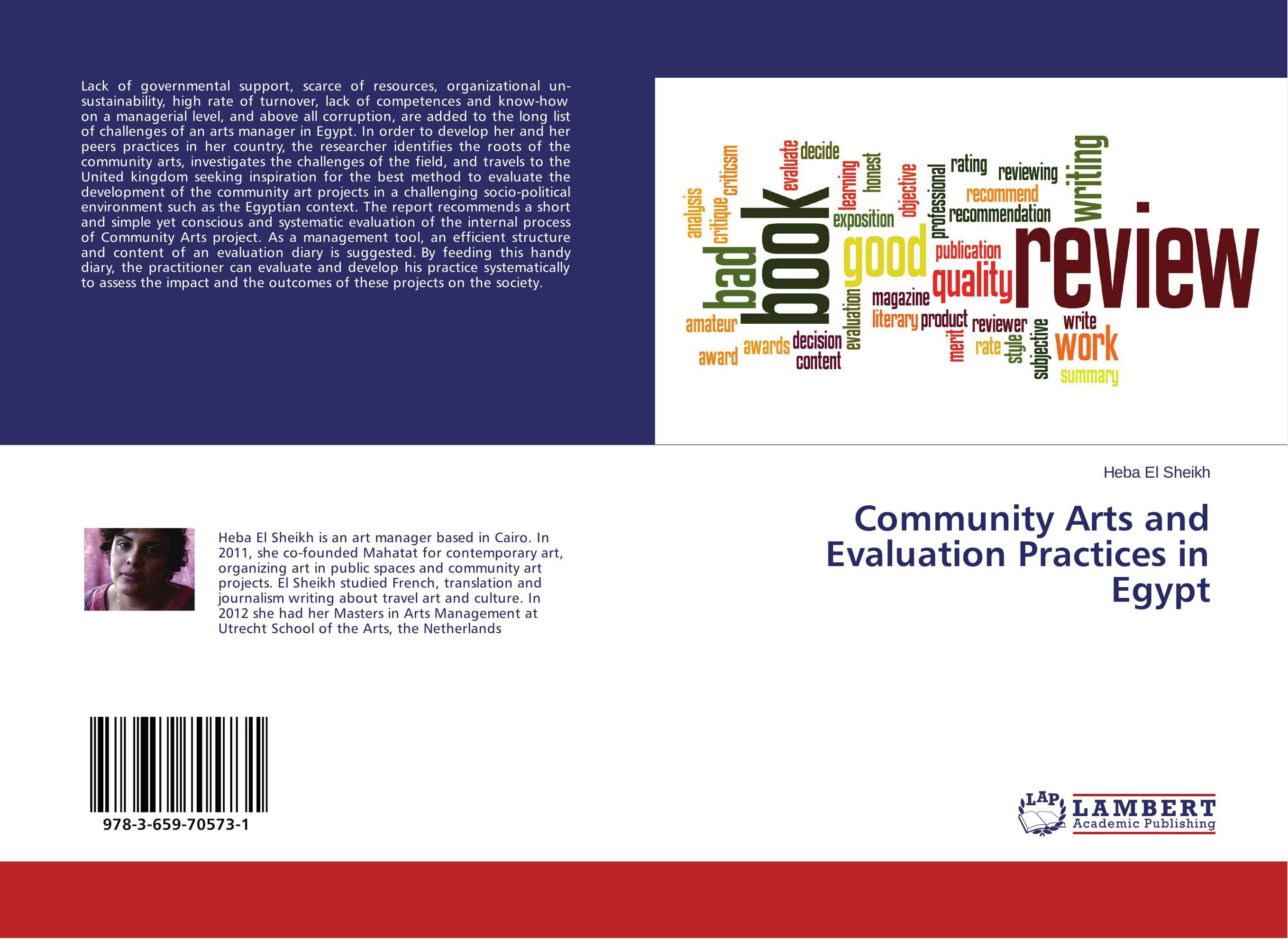 Community Arts and Evaluation Practices in Egypt evaluation of aqueous solubility of hydroxamic acids by pls modelling