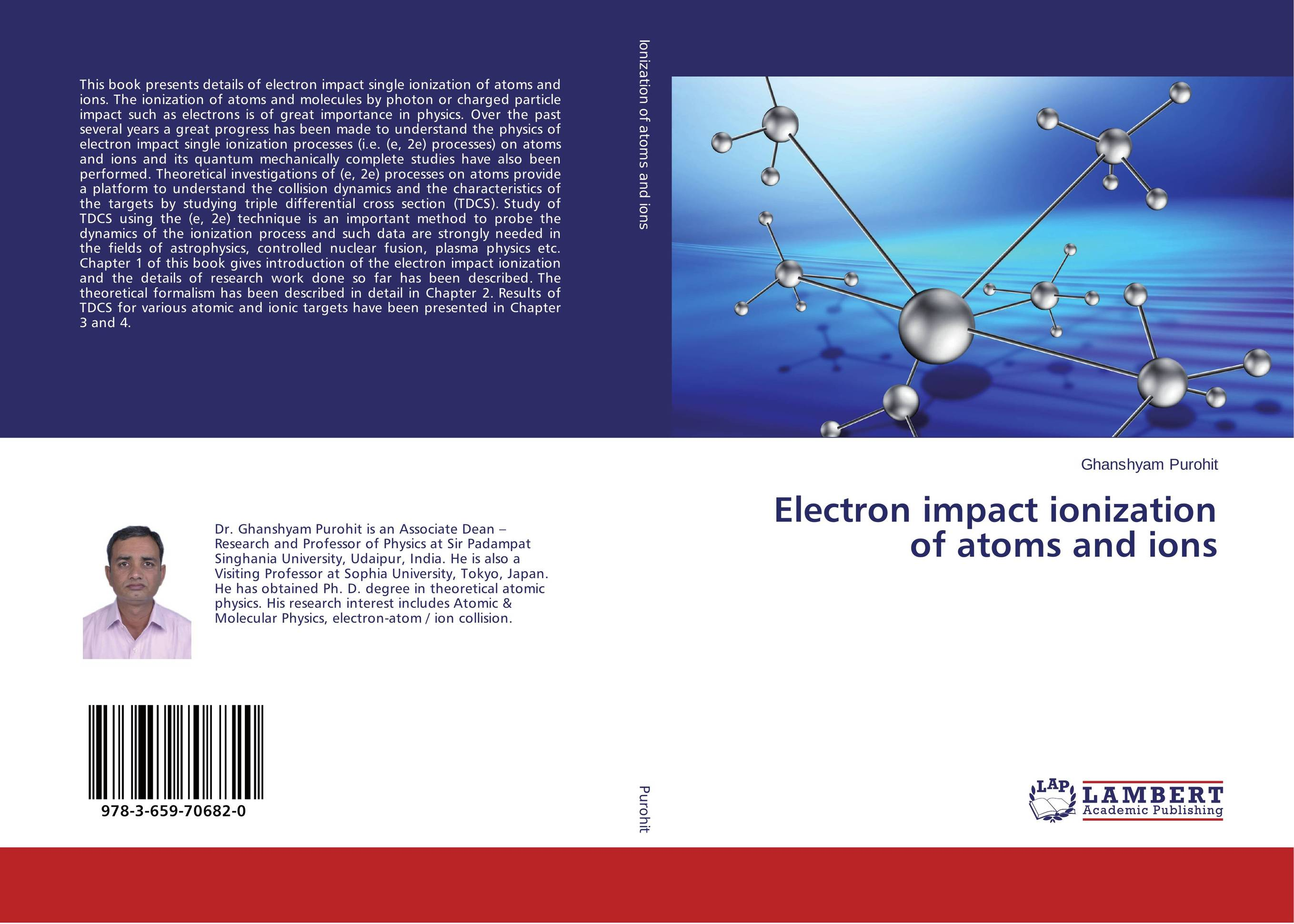 Electron impact ionization of atoms and ions lidiya strautman introduction to the world of nuclear physics