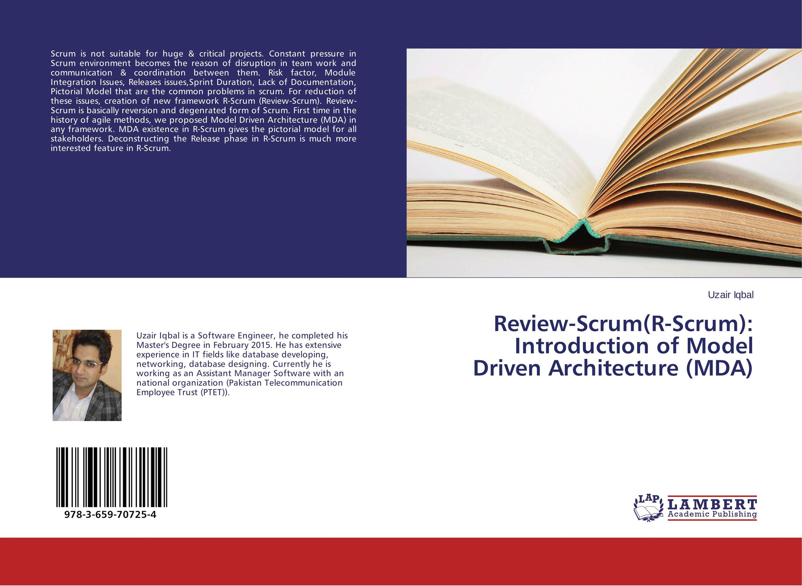 Review-Scrum(R-Scrum): Introduction of Model Driven Architecture (MDA) scrum for dummies