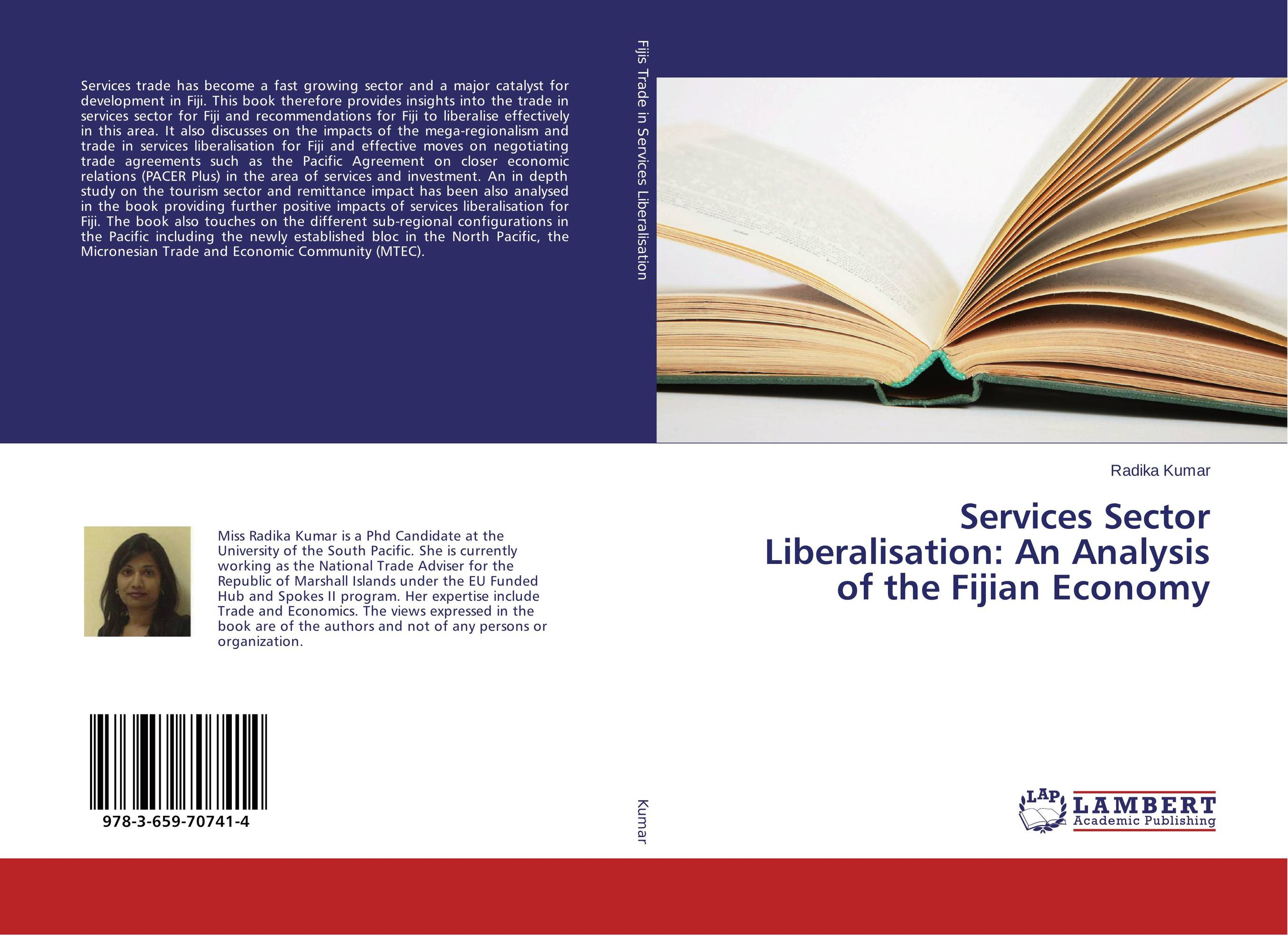 Services Sector Liberalisation: An Analysis of the Fijian Economy an economic analysis of the environmental impacts of livestock grazing