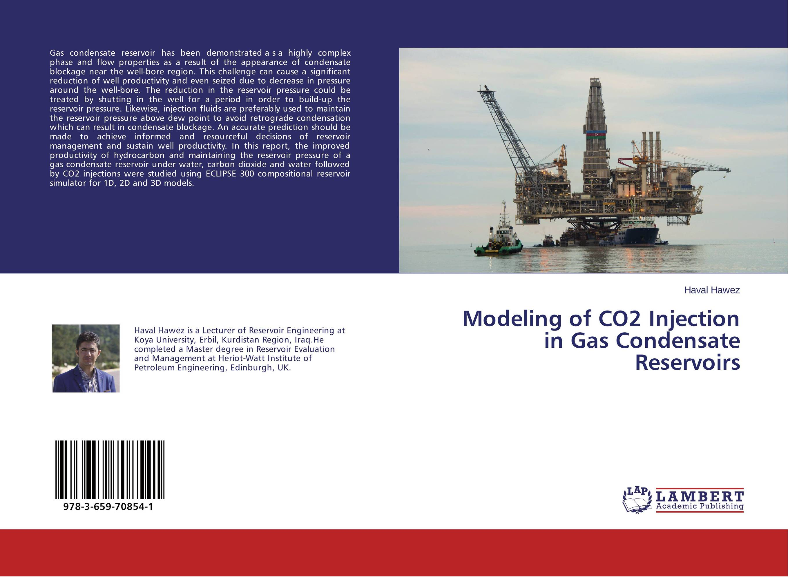 Modeling of CO2 Injection in Gas Condensate Reservoirs status of soils and water reservoirs near industrial areas of baroda
