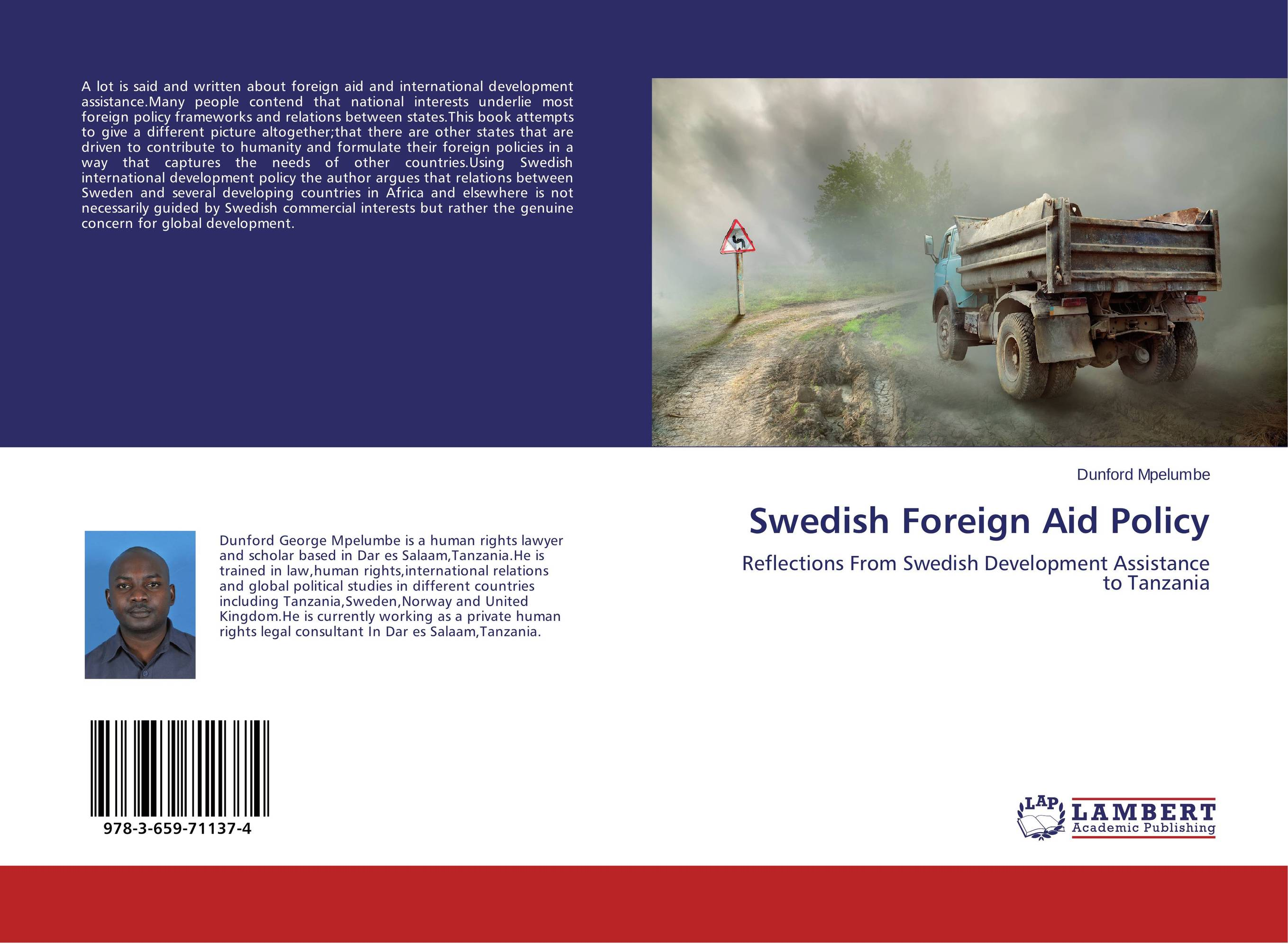 Swedish Foreign Aid Policy driven to distraction