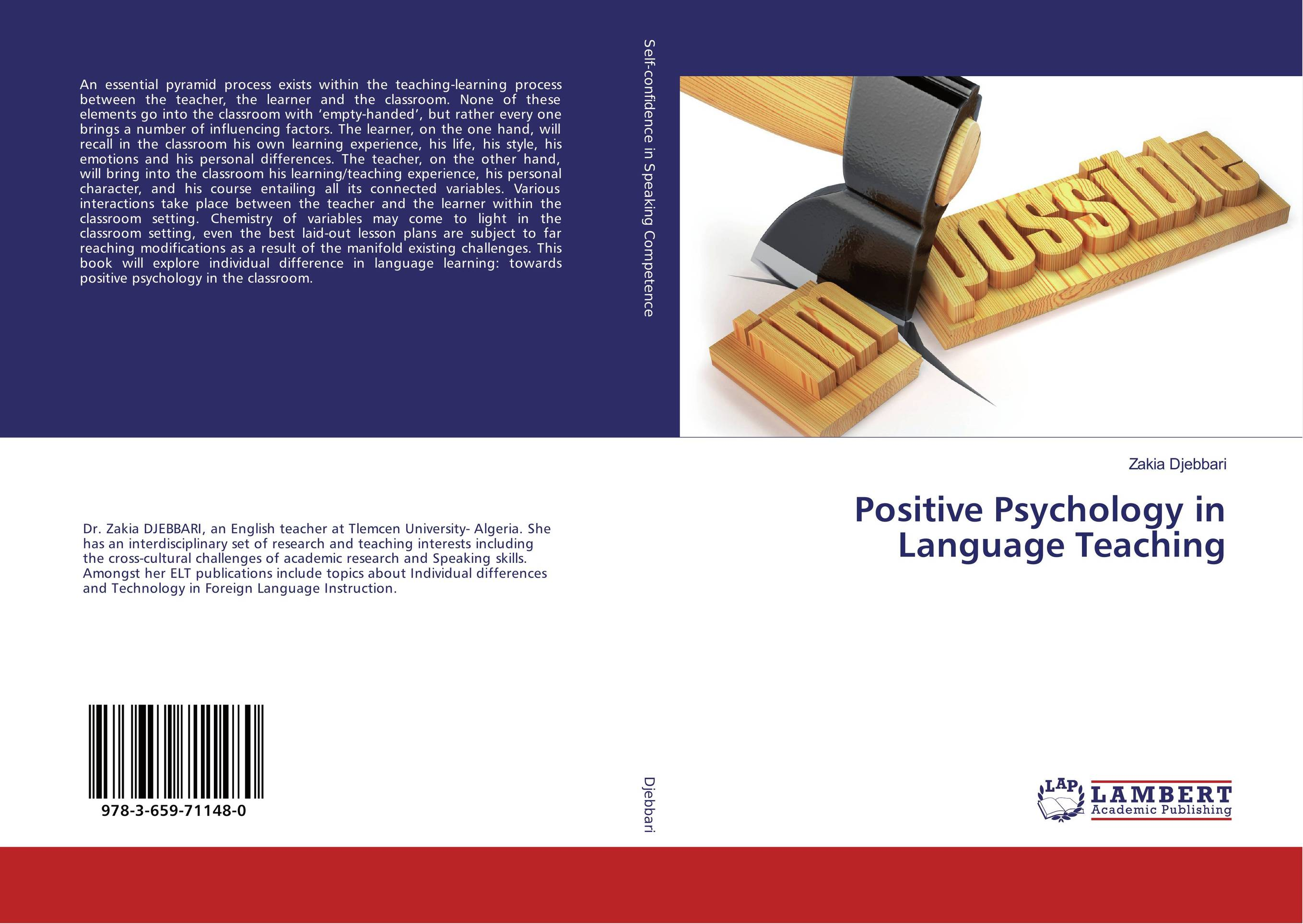 Positive Psychology in Language Teaching