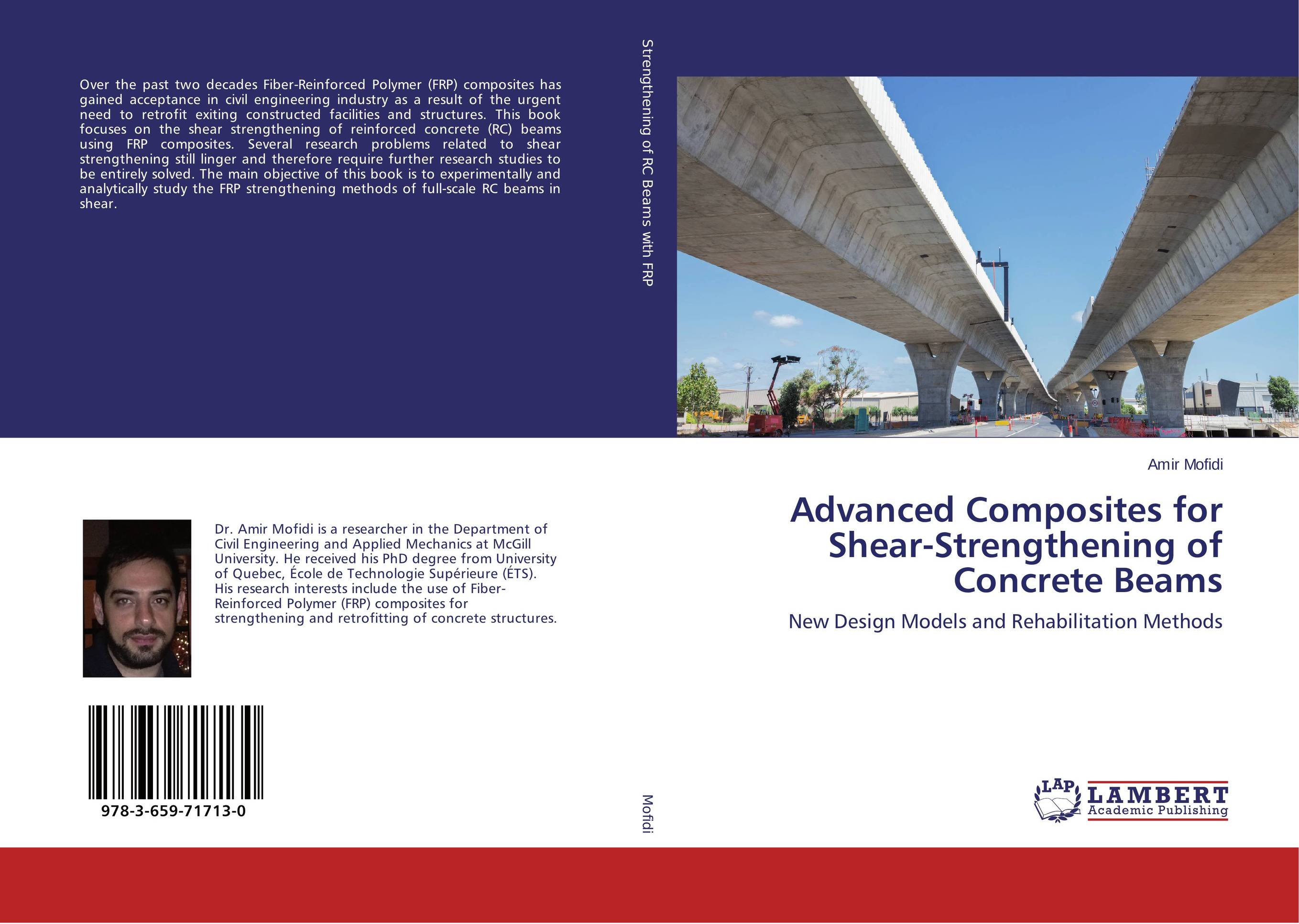 Advanced Composites for Shear-Strengthening of Concrete Beams studies on in situ microfibrillar composites