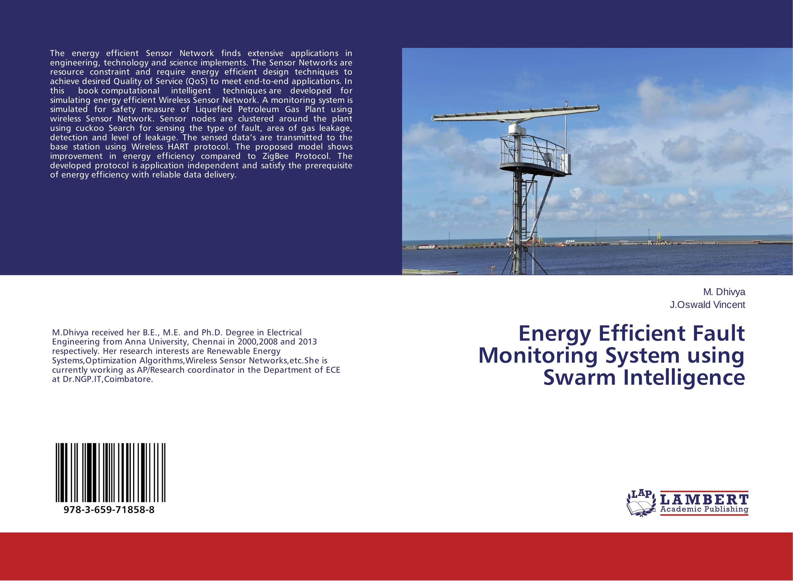 Energy Efficient Fault Monitoring System using Swarm Intelligence project management for energy efficient houses in mongolian climate
