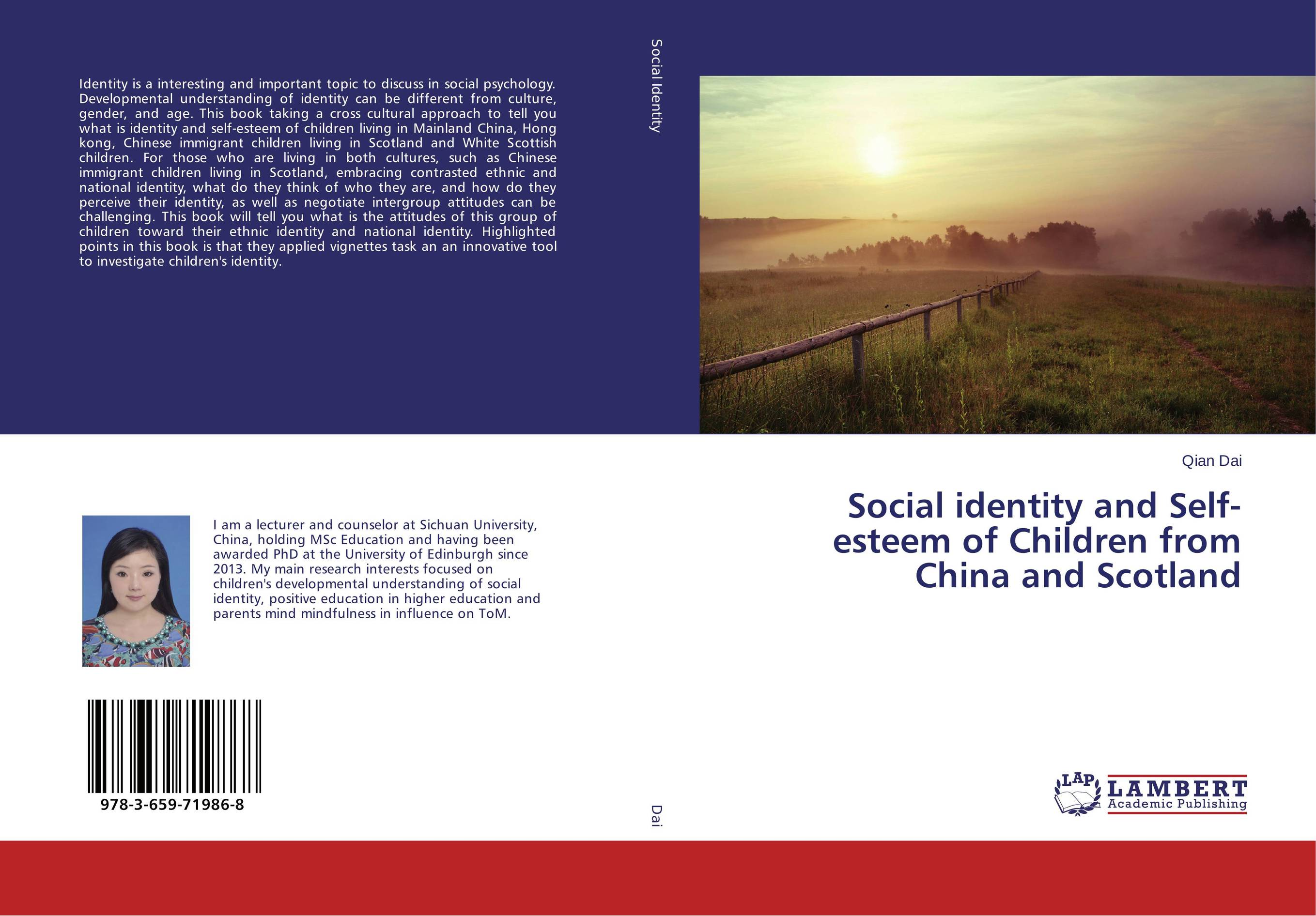 Social identity and Self-esteem of Children from China and Scotland edited by simon franklin and emma widdis national identity in russian culture an introduction