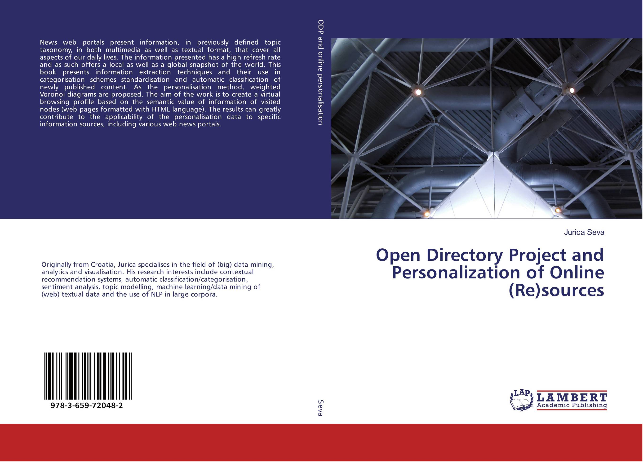 Open Directory Project and Personalization of Online (Re)sources the use of preposition sense in semantic argument classification