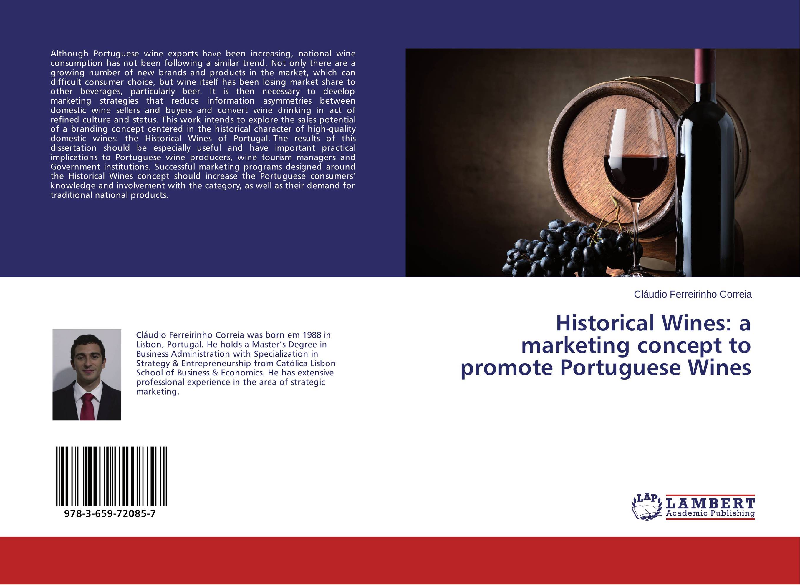 Historical Wines: a marketing concept to promote Portuguese Wines 620 wine not