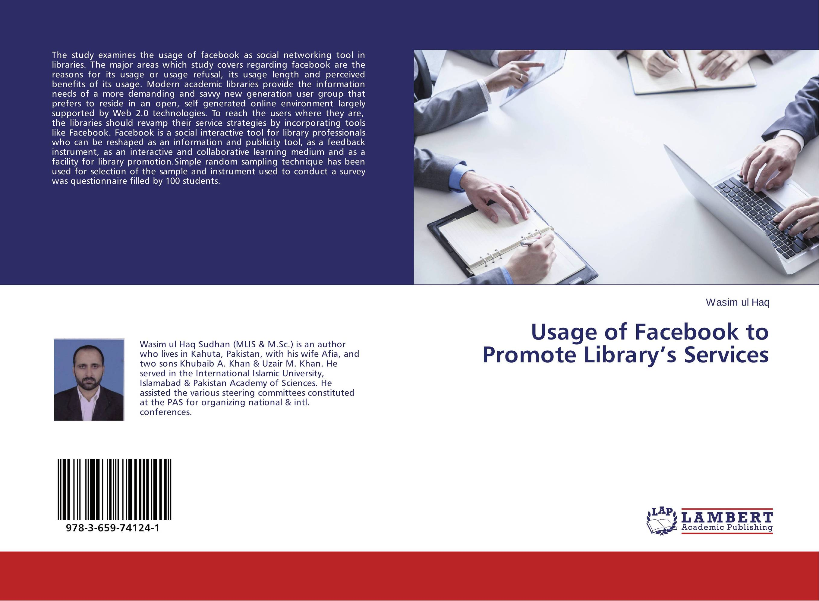 Usage of Facebook to Promote Library's Services a decision support tool for library book inventory management